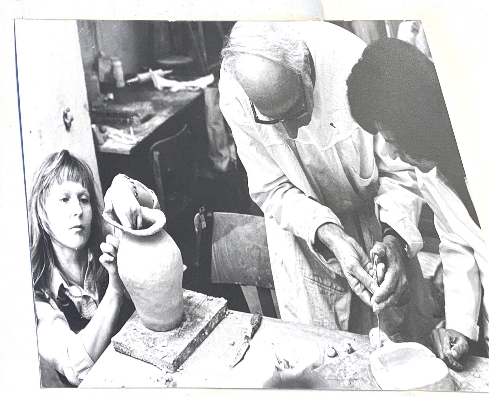 JH Bonn Volkshochschule 1970