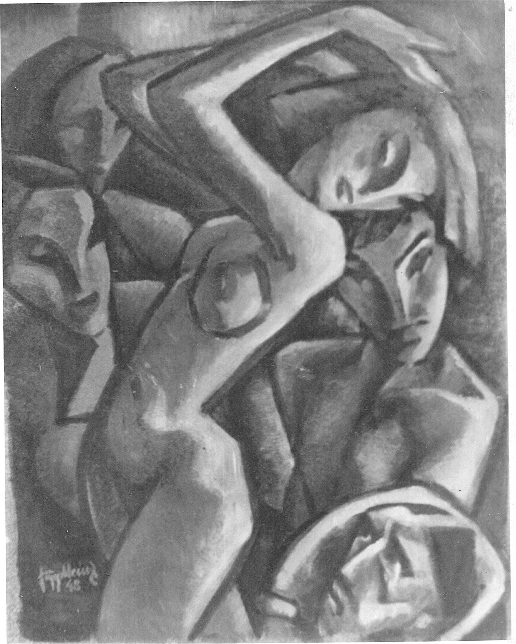 Frauenbild 1948 / 2