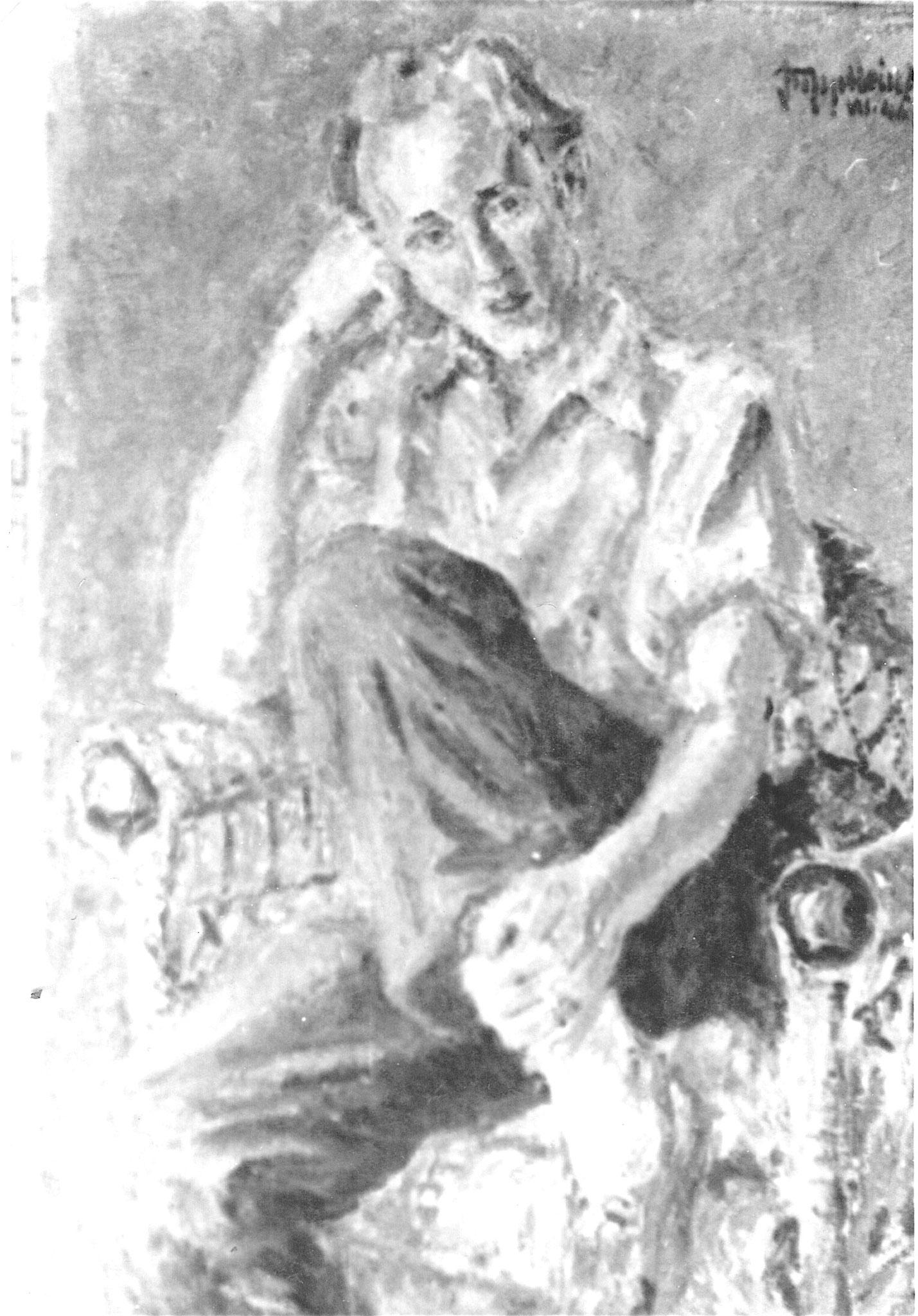 Portrait H.J. Martin ca. 1948