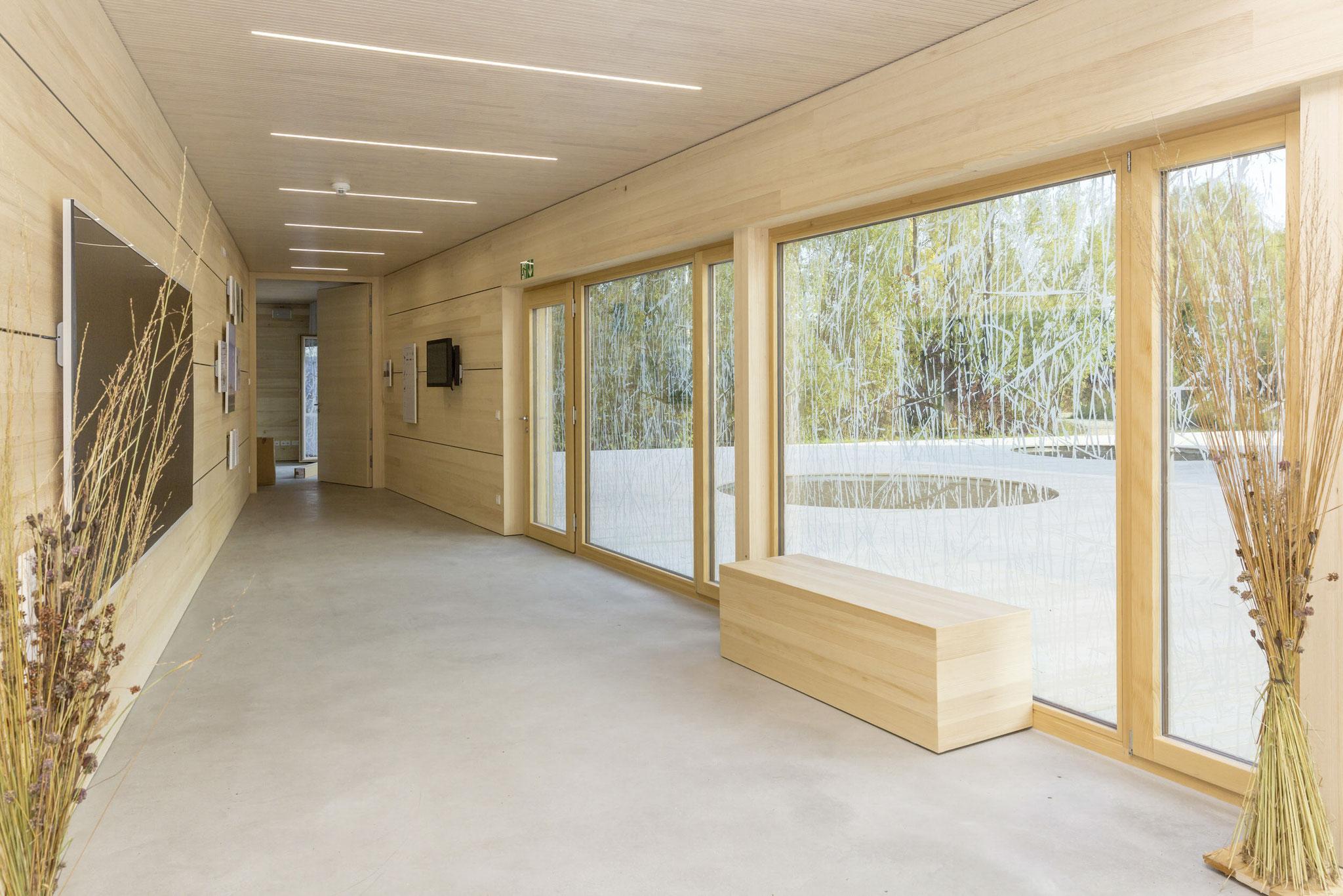 Impressionen der Ausstellung - Foto: Gutex/M. Granacher