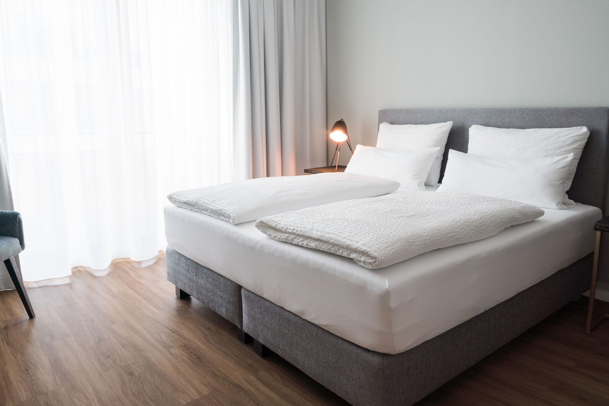Schlafzimmer Appartment