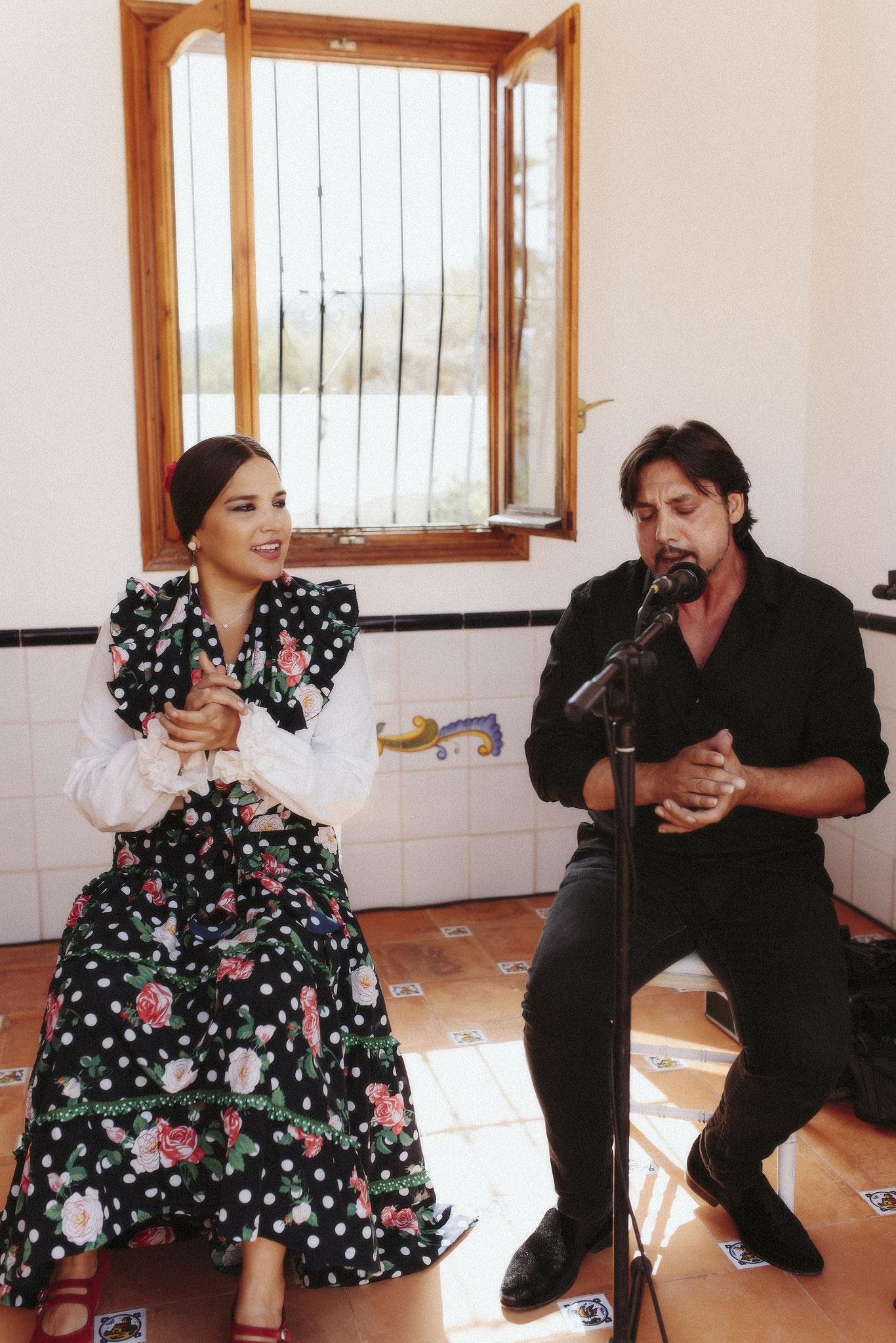 In Spanien wird mit Flamenco gefeiert (Foto: Revela't)