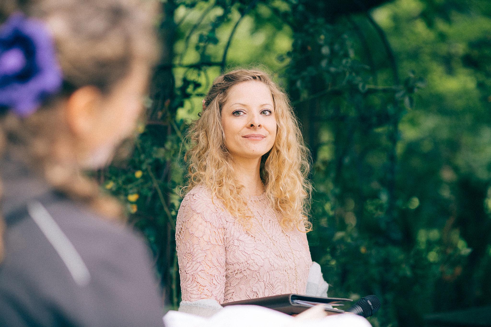 Hochzeitsrednerin Katharina Lehmkuhl (Foto: Bettina Ortmeier)