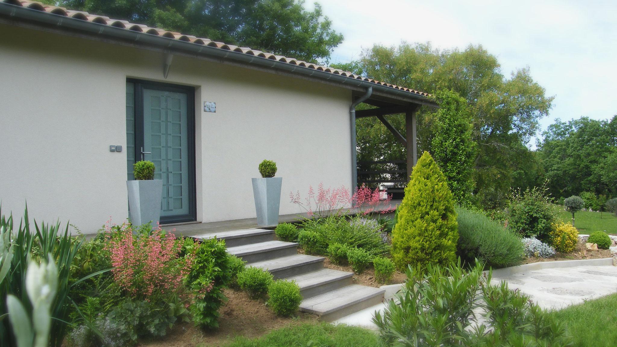 Gîte les Oliviers - Balazuc - Ardèche