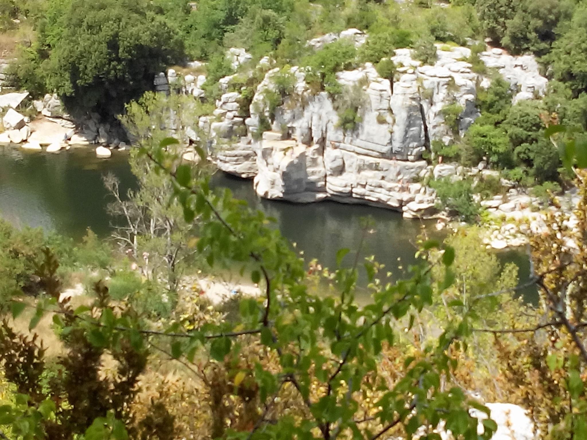 Balazuc-Le Grand Moure