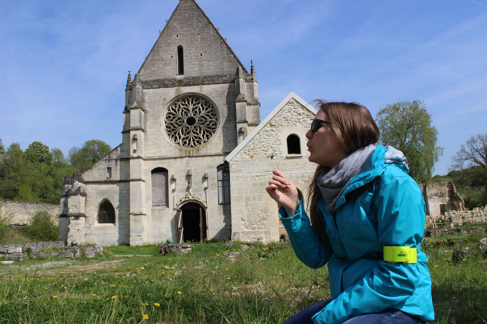 Abbaye Notre-Dame de Lieu-Restauré © OT du Pays de Valois