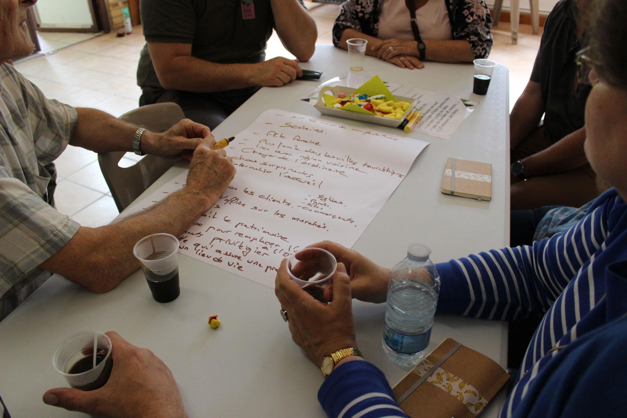 Atelier de co-création © OT du Pays de Valois