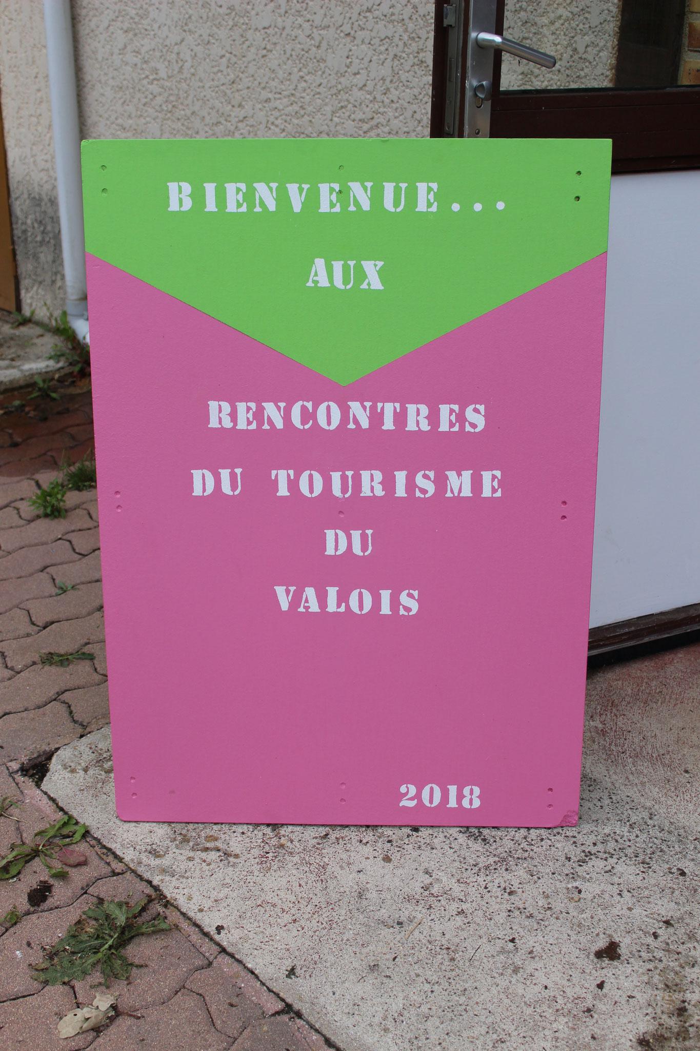 2e rencontres des acteurs du tourisme du Valois © OT du Pays de Valois