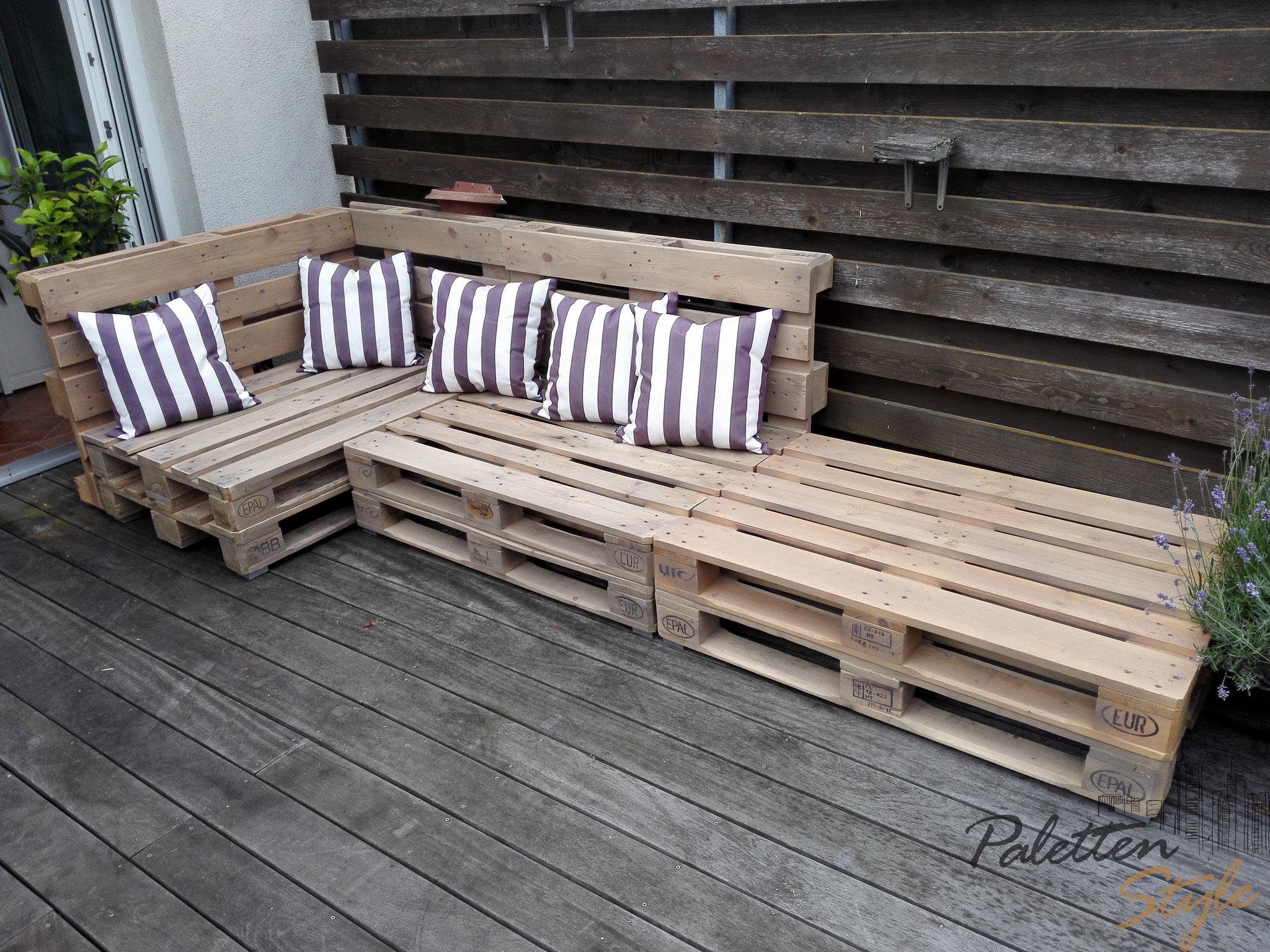 Möbel aus Europaletten-Palettenmöbel - Paletten-Style