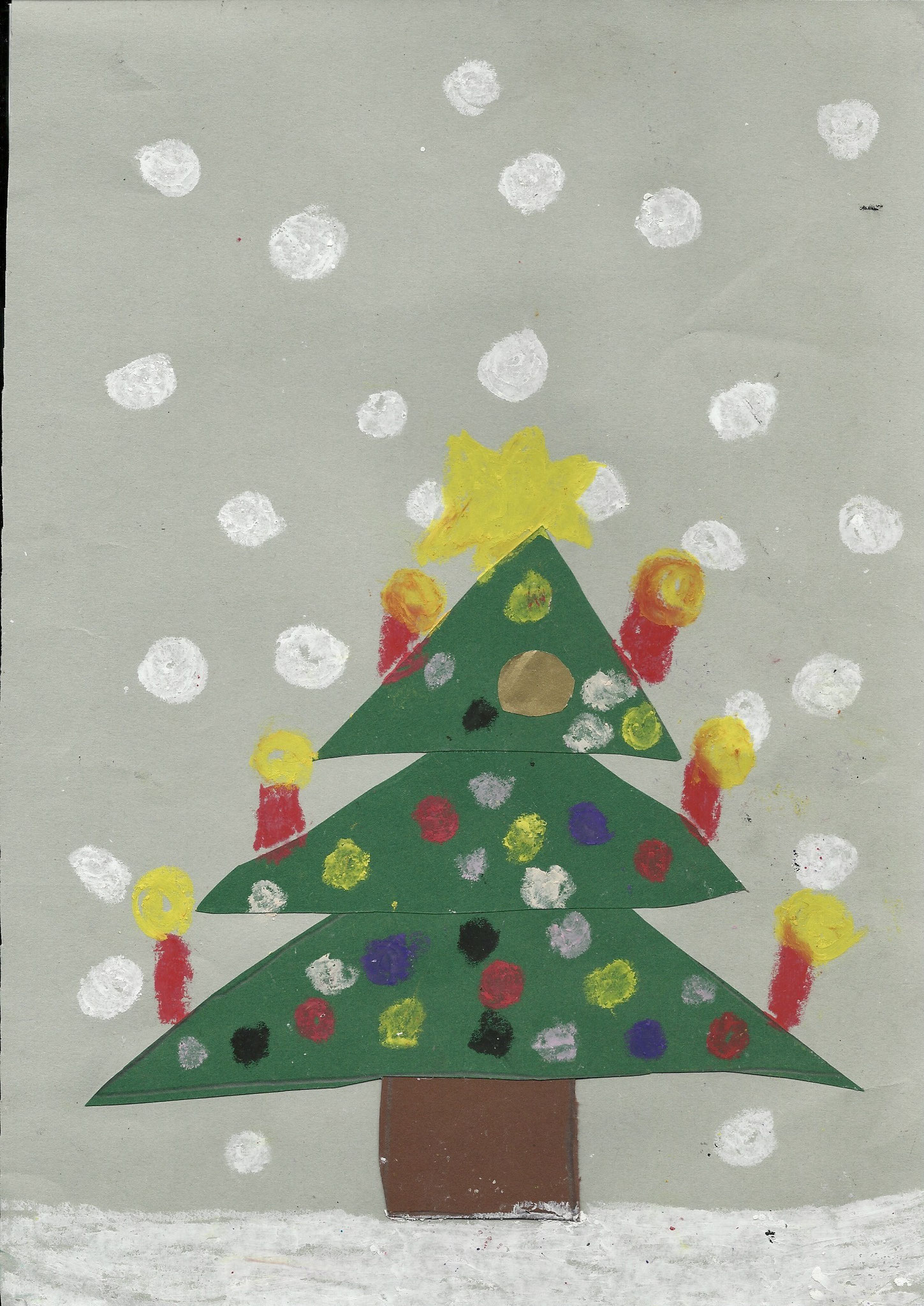 Motiv 3 Weihnachtskarte im Set 15,00 Euro