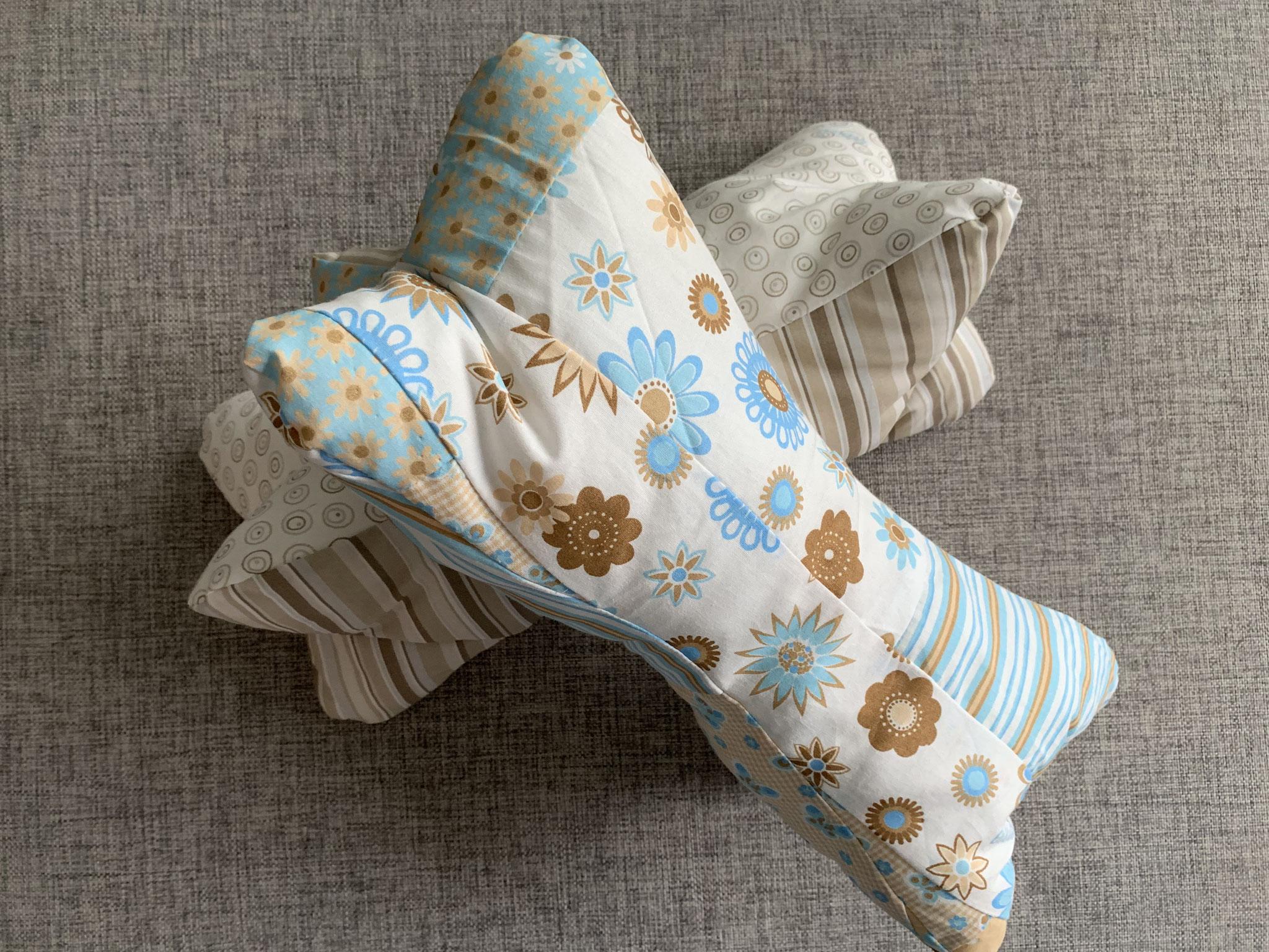 Kissenknochen aus Baumwolle  25,00 Euro