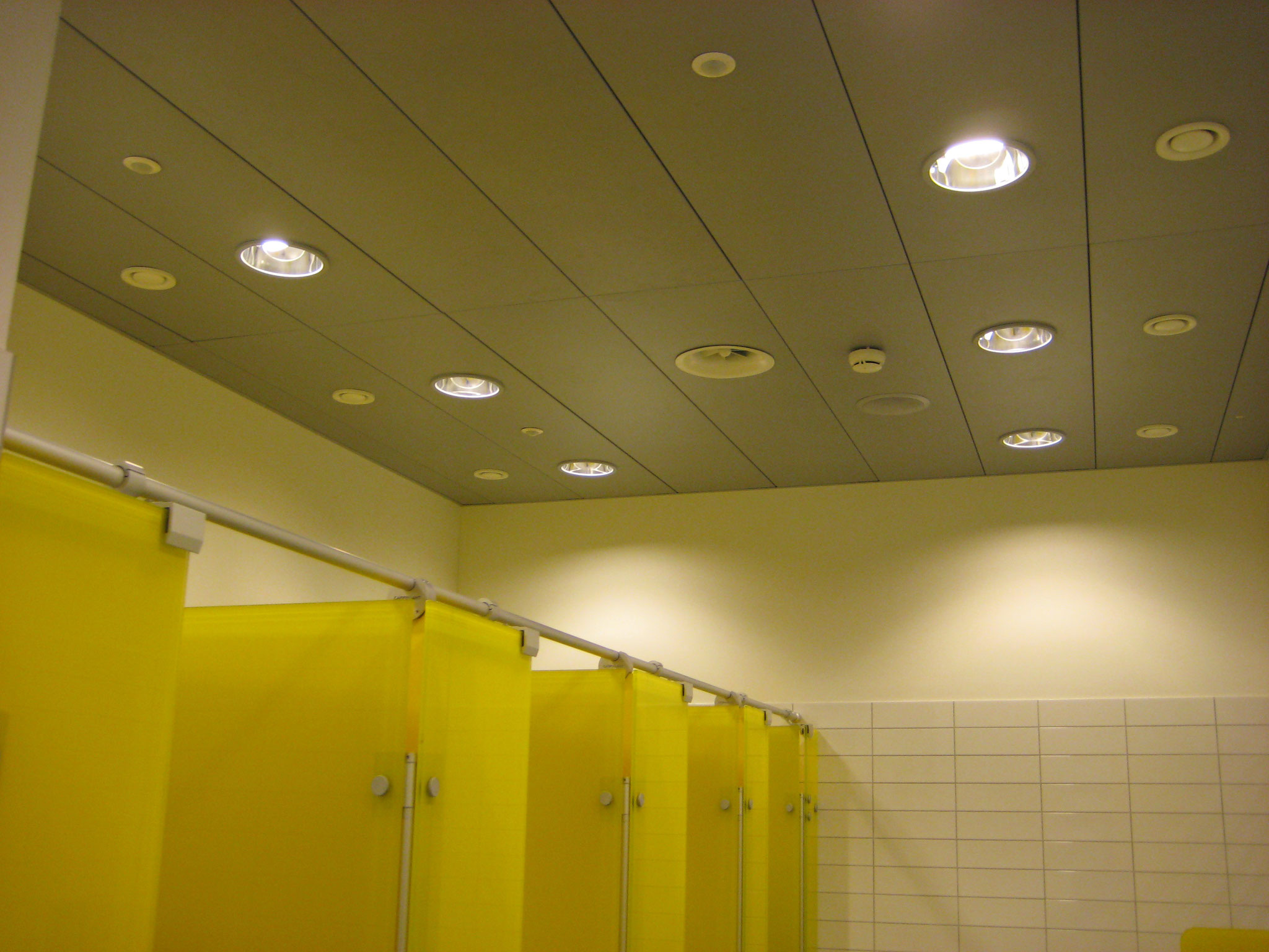 WC Trennwände - Schuler Modul AG