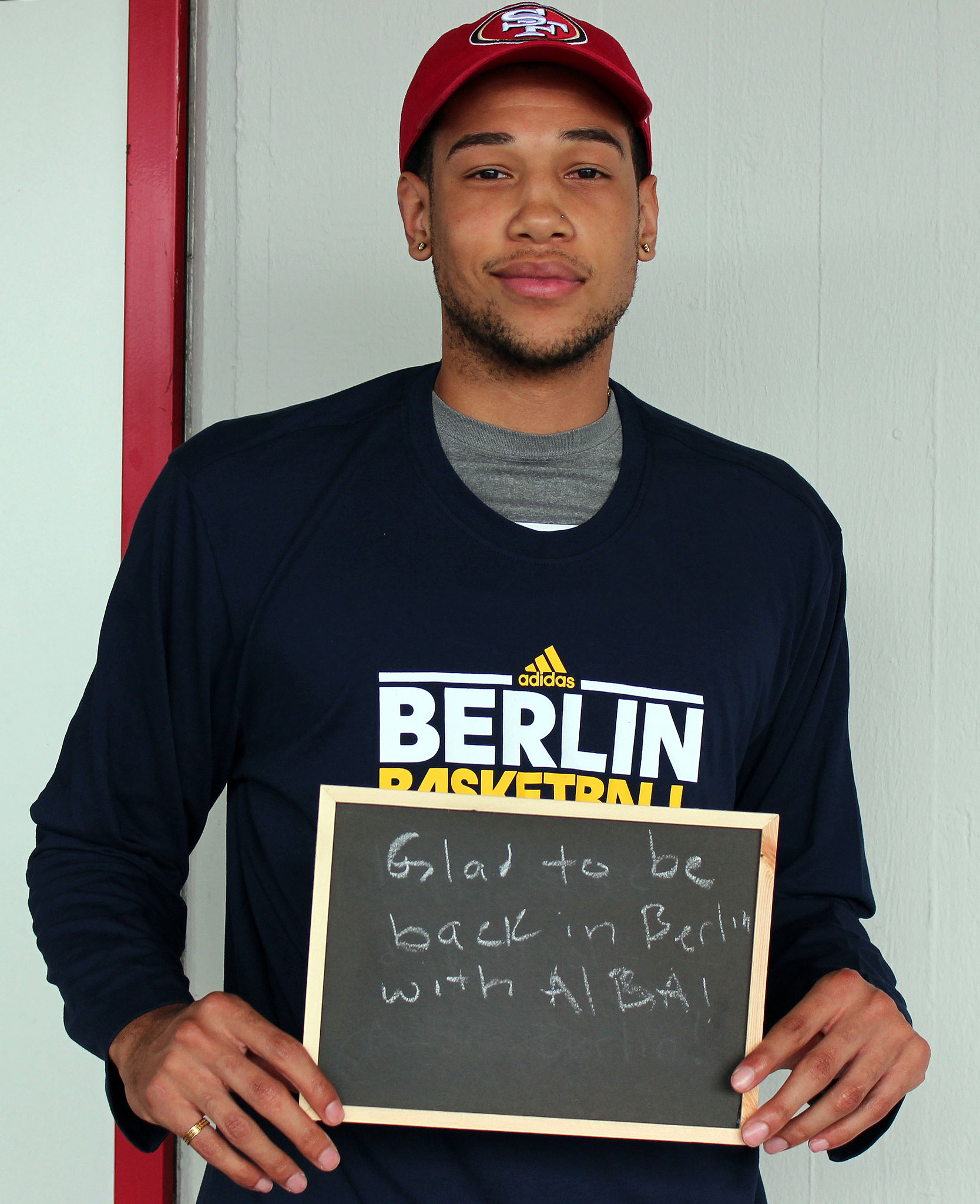 Brandon Ashley Foto: ALBA Berlin