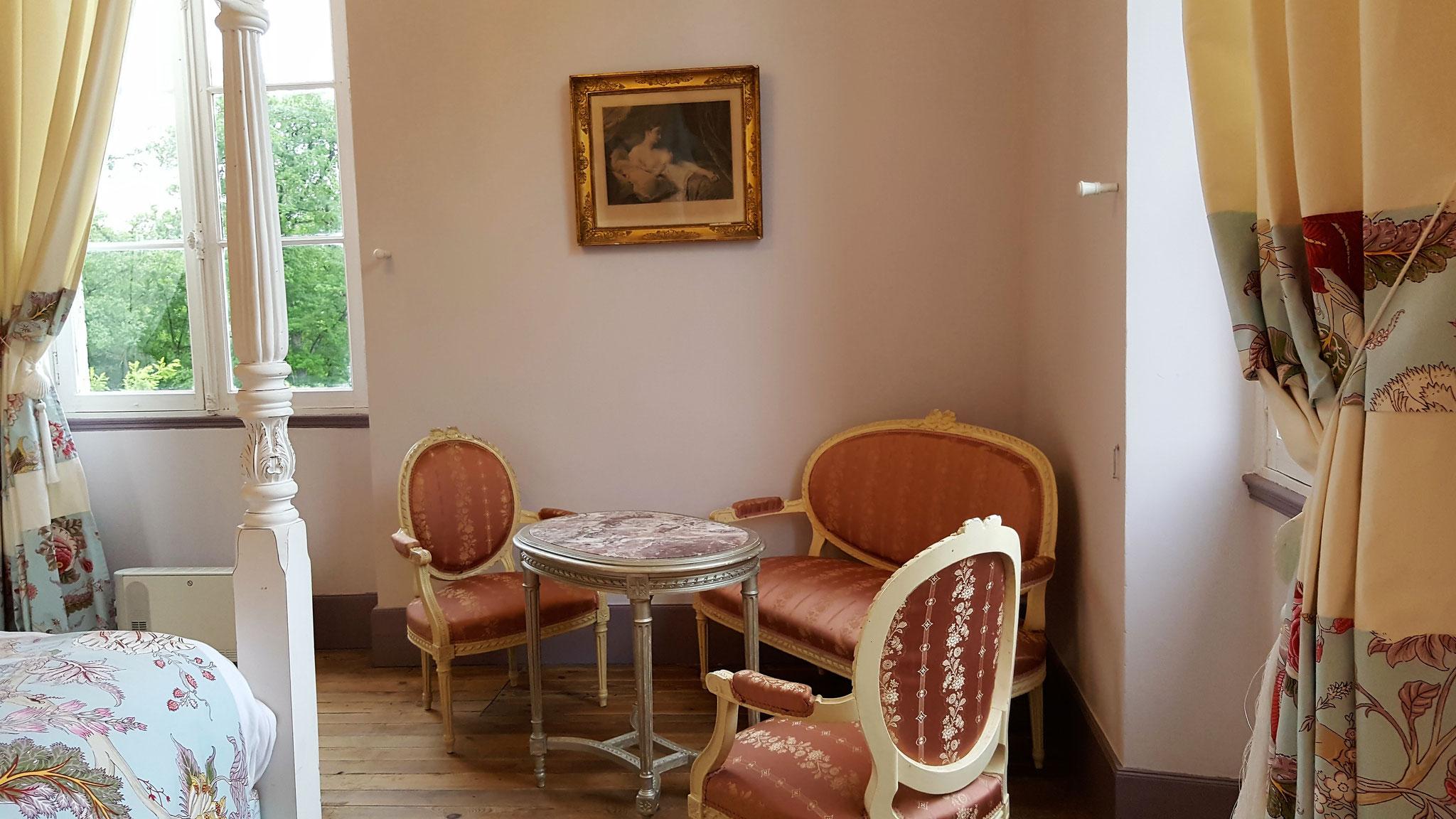 Chambre Nuptiale dans la Tour Baïse