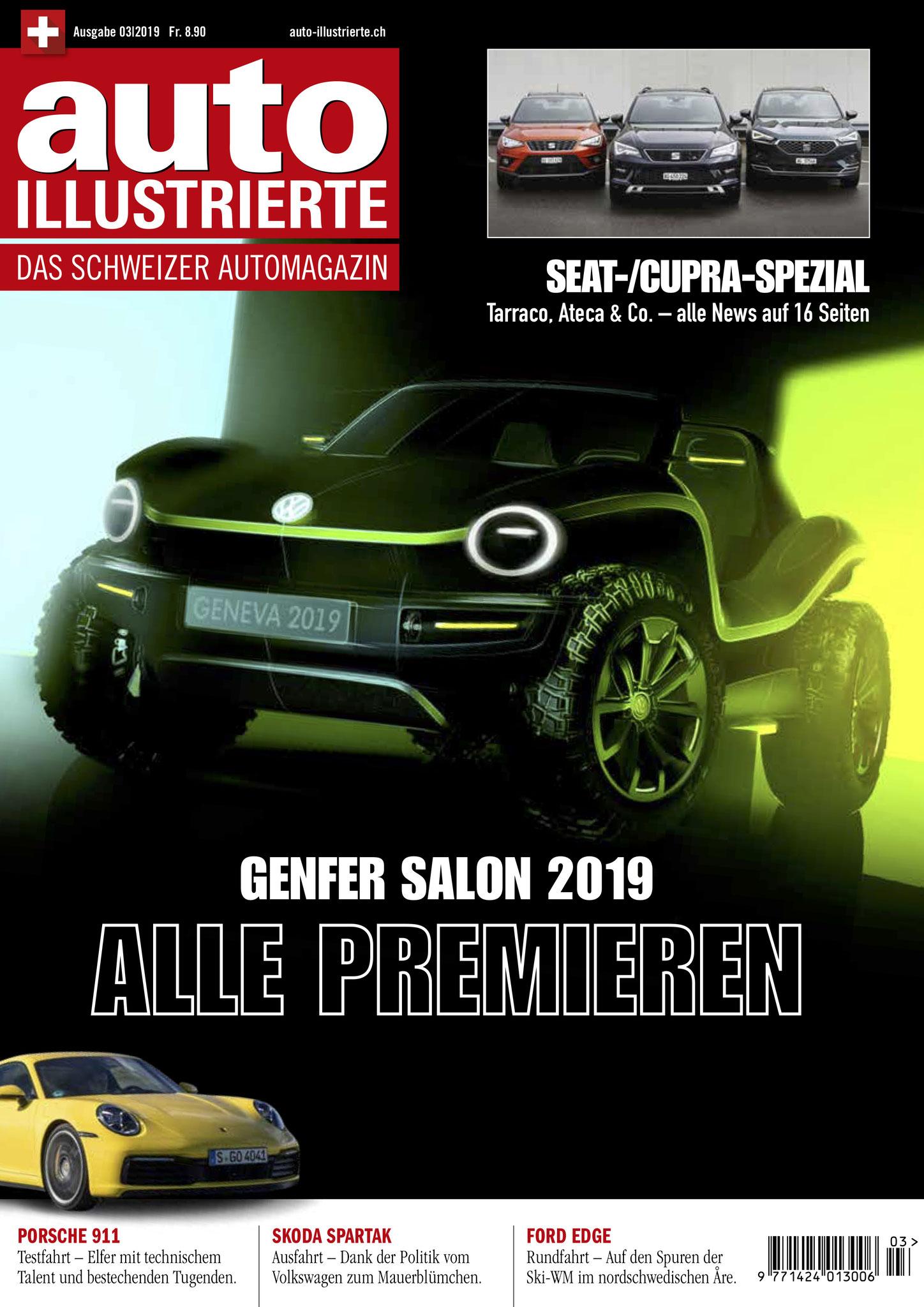 Auto Illustrierte
