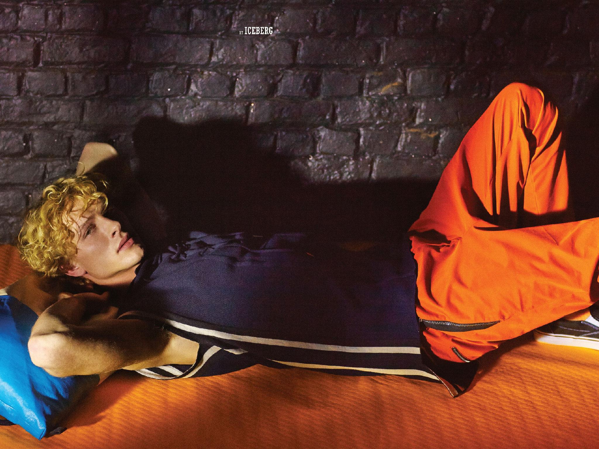 '10' ©Serge Leblon Fashion Editor Garth Spenser