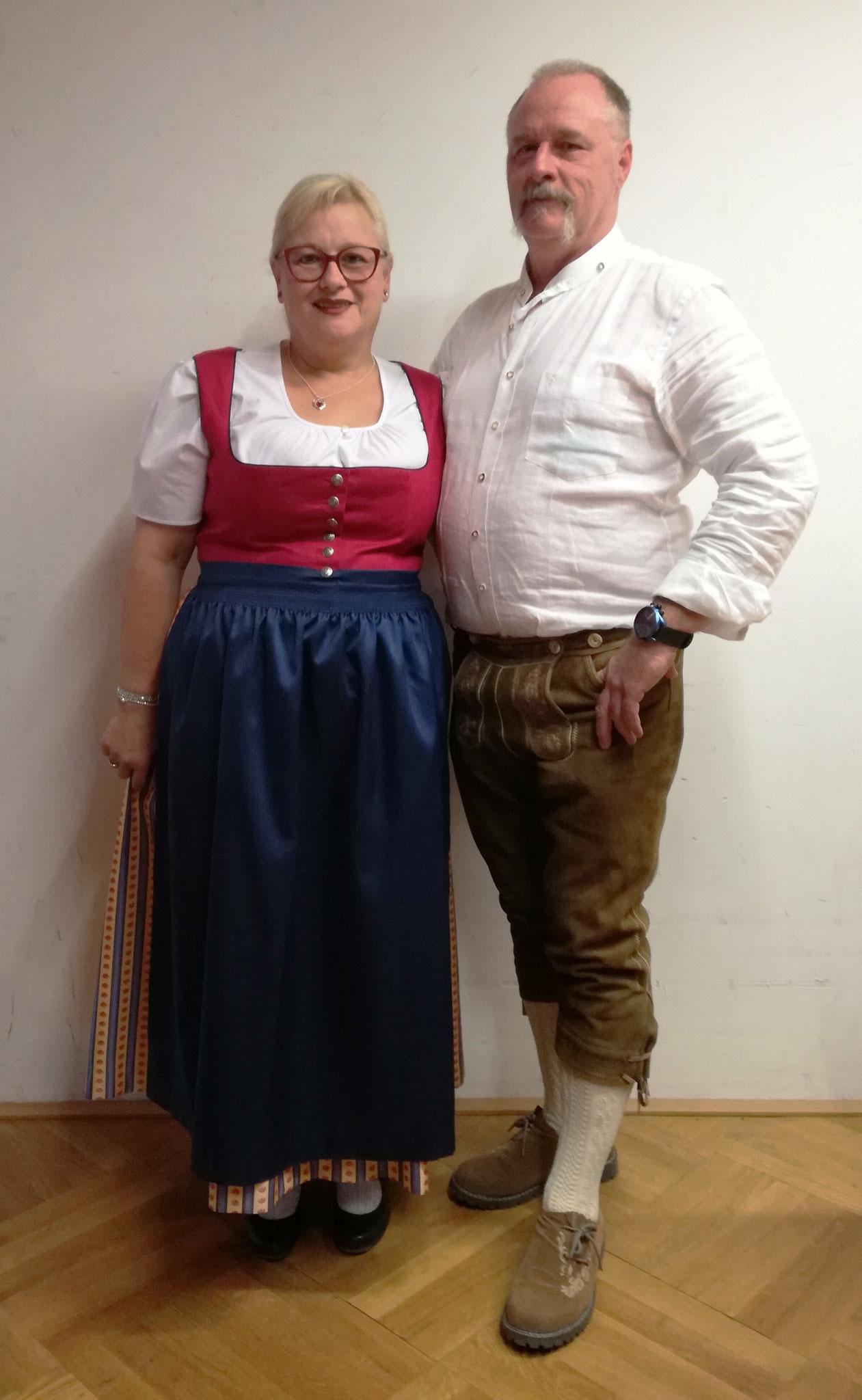 Sabine und Hannes