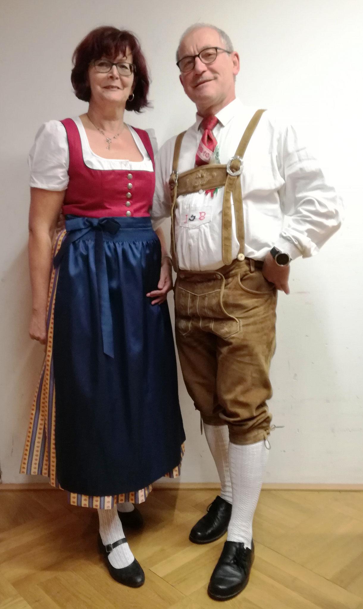 Gabriela und Hannes