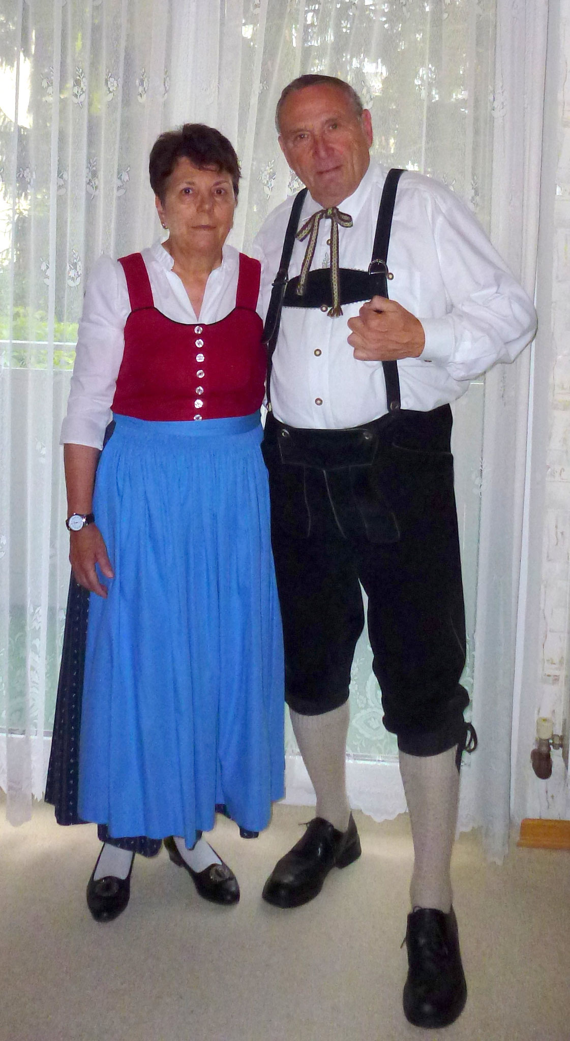 Helga und Peter