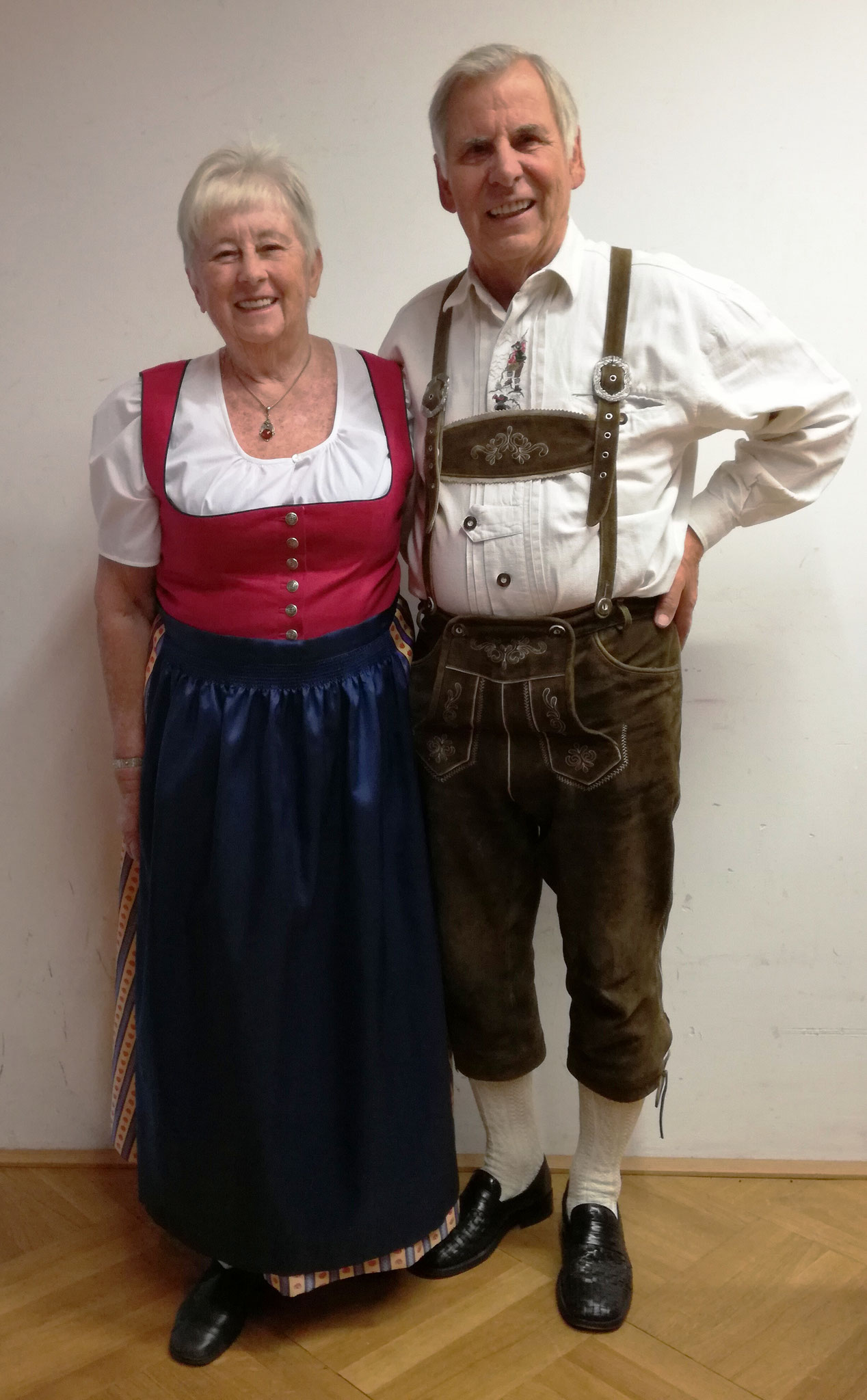 Christl und Heinz