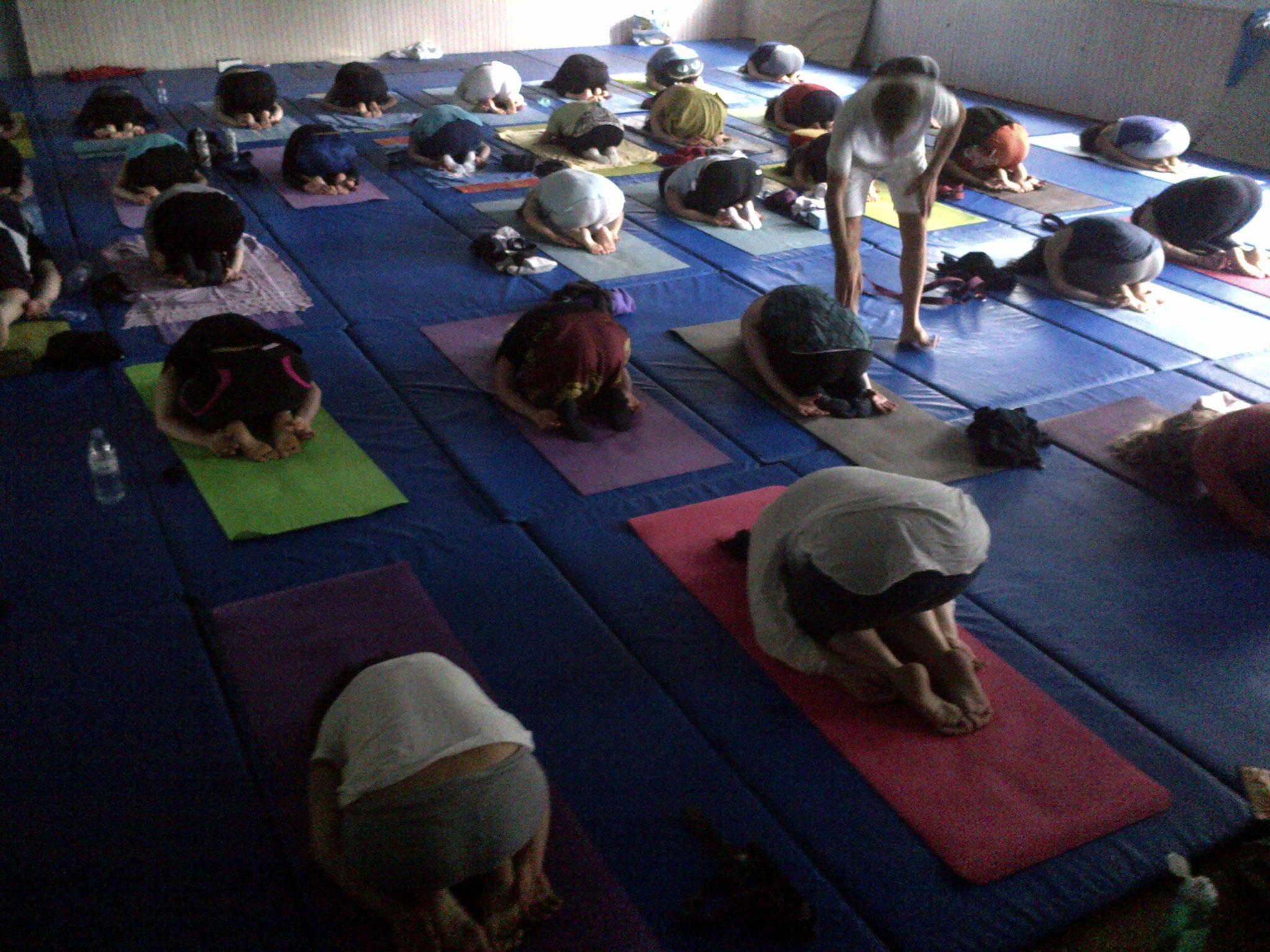Ashtanga Yoga salle MASET