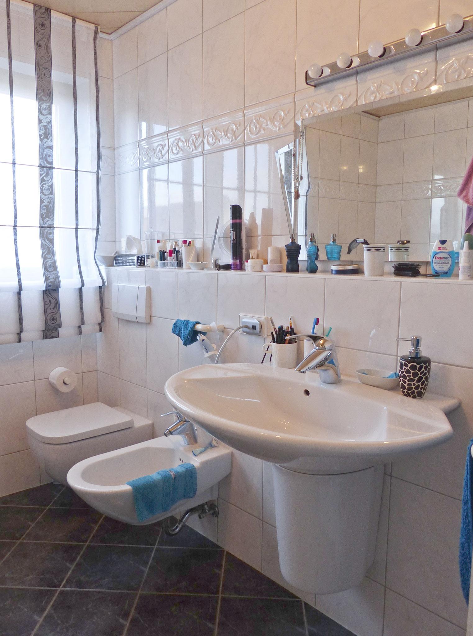 Tageslicht-Badezimmer EG