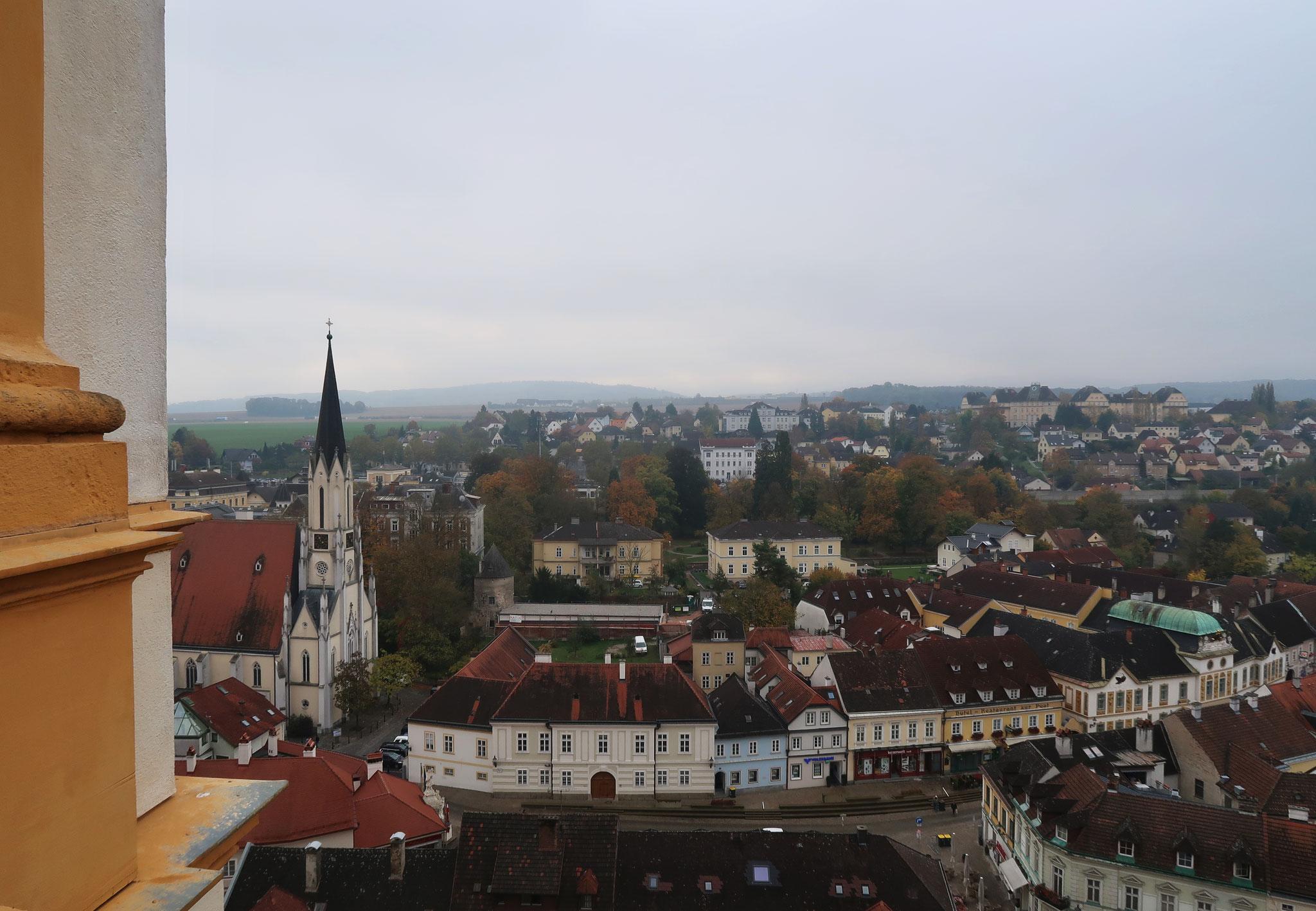 Melk - die historische Stadt