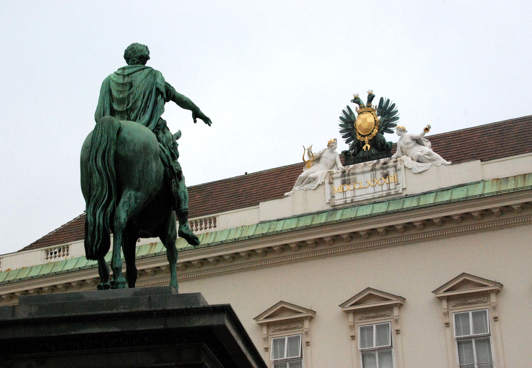1382 - Stolz der Hofburg