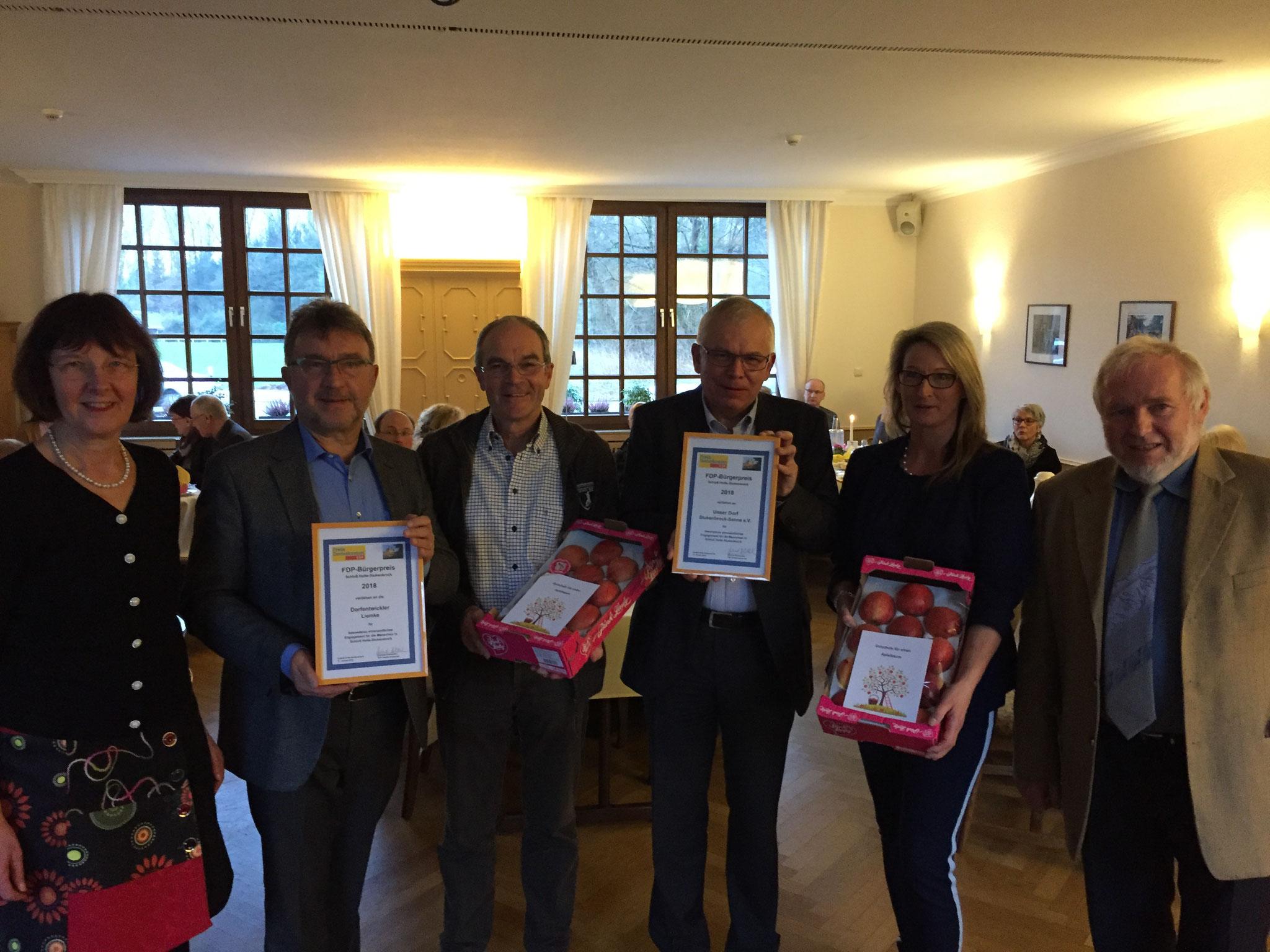 Dorfentwicklungsteams Stukenbrock-Senne und Liemke