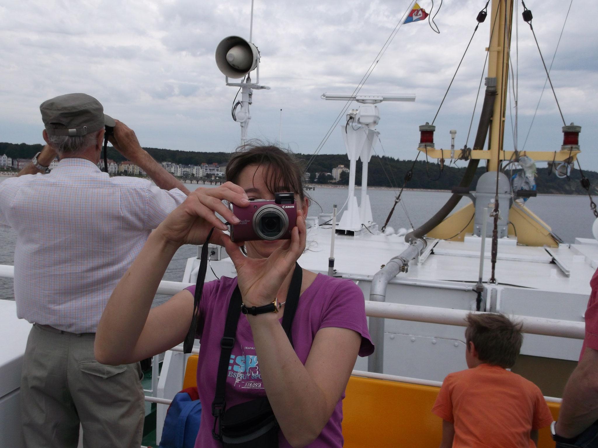 Eine Seefahrt, die ist lustig (Polen 2015)