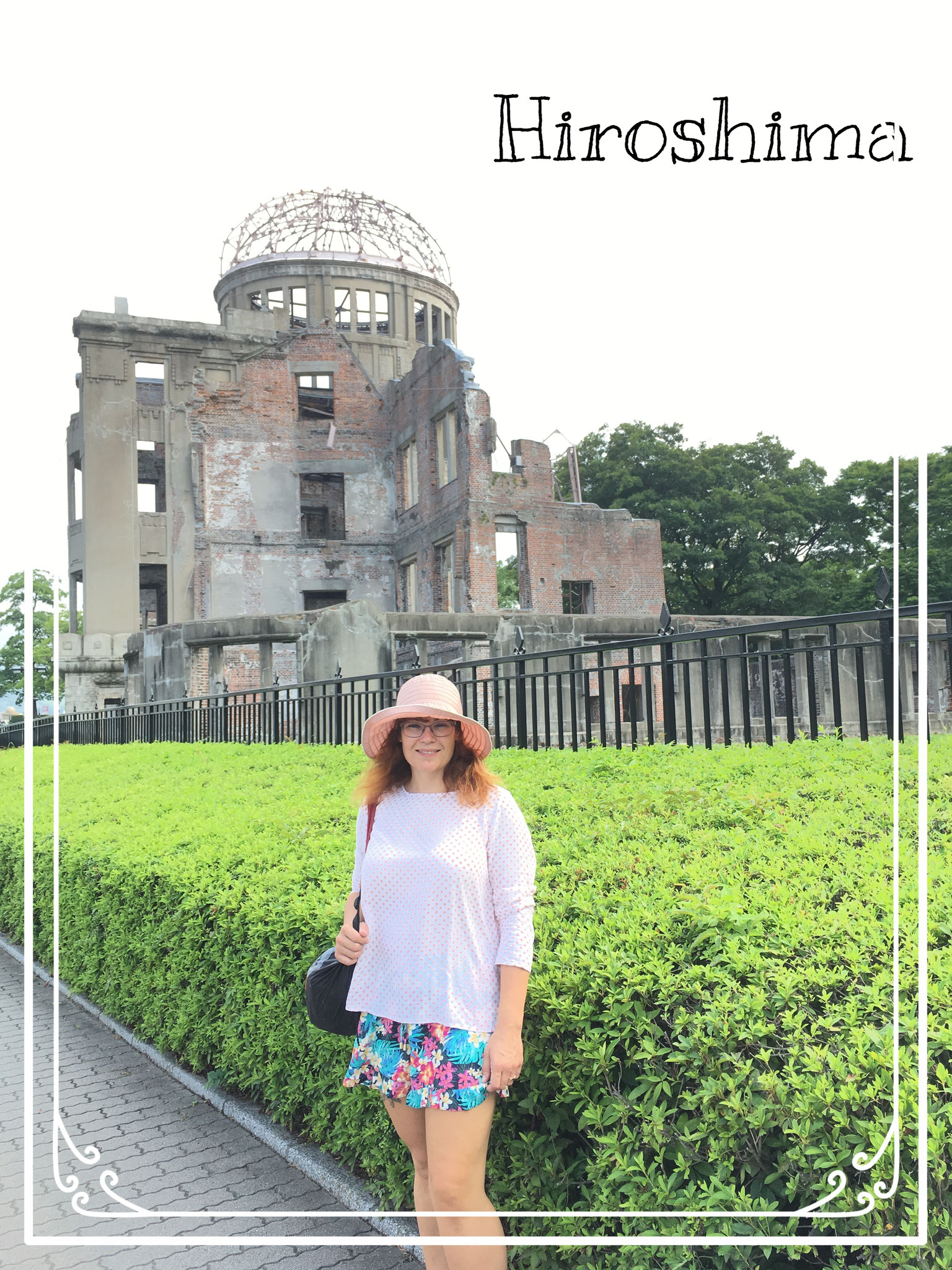 Hiroshima July 2017 ( Photo by Benjamin)
