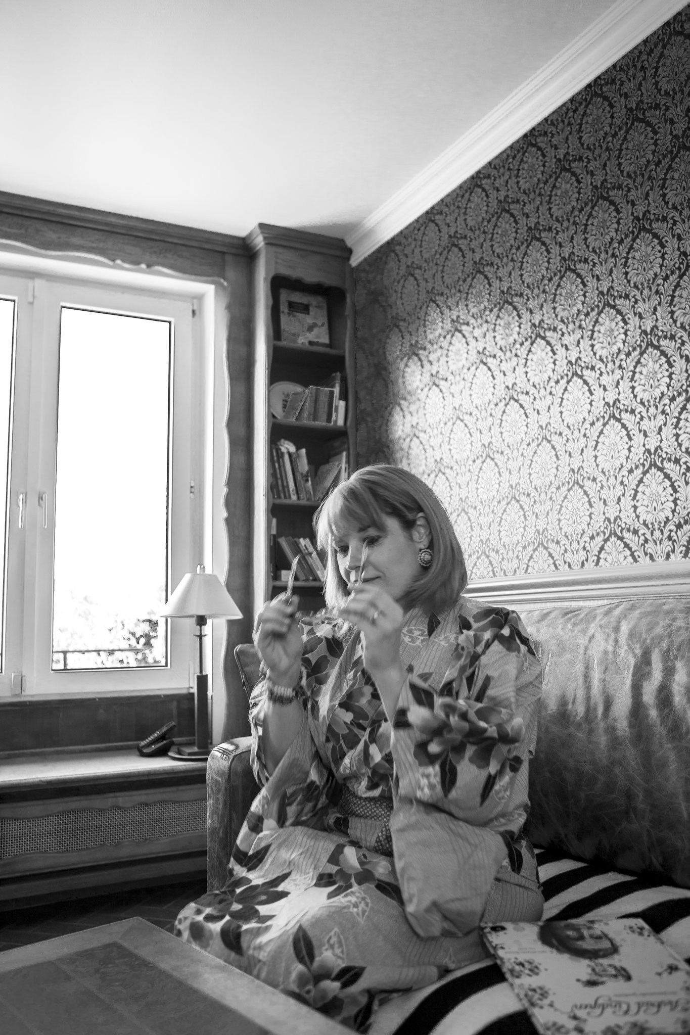 Cathy Clement / Foto: Aruna Huss