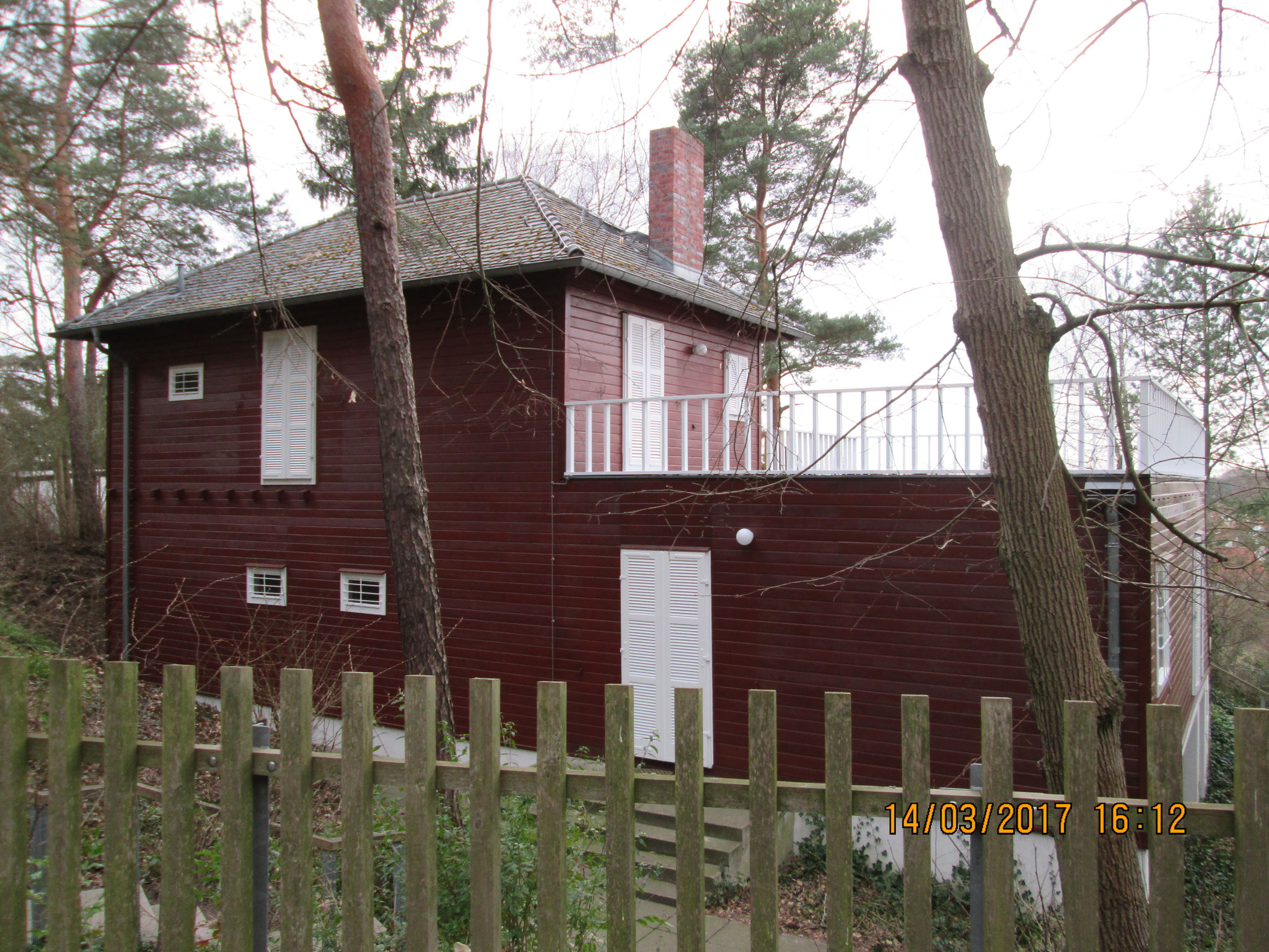 Albert Einsteins Sommerhaus