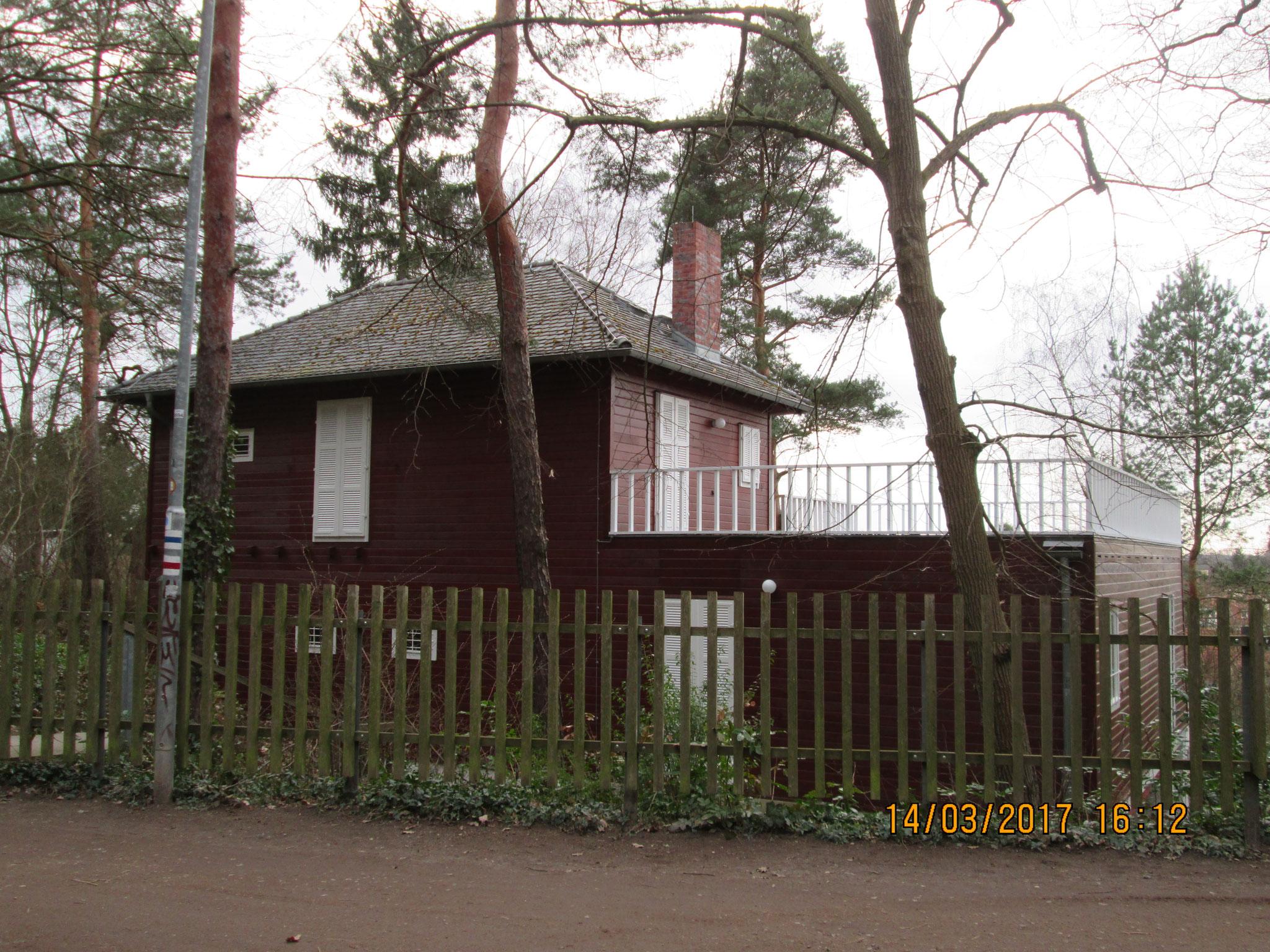 Sommerhaus Albert Einsteins