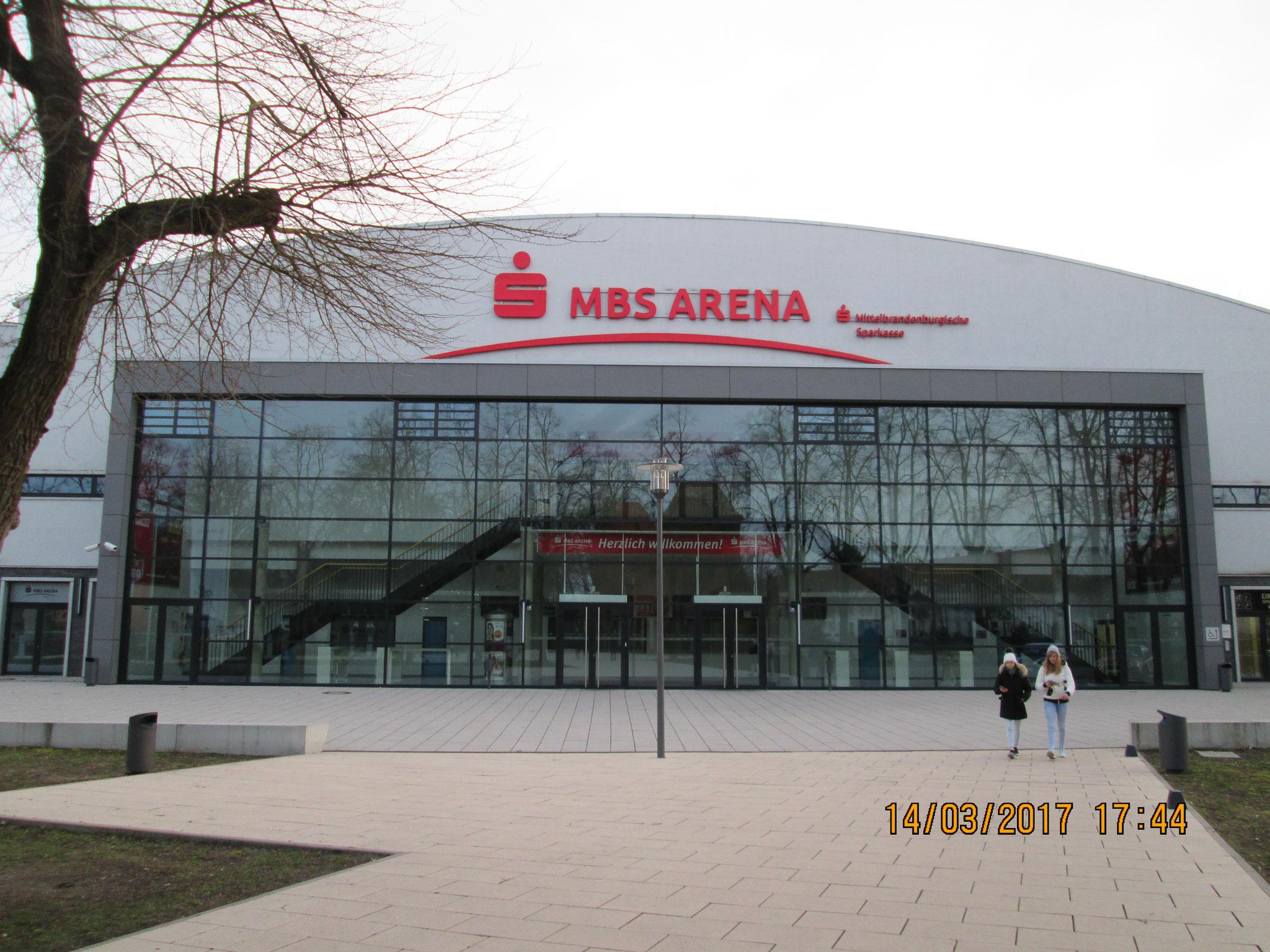 Neue Sport-Arena