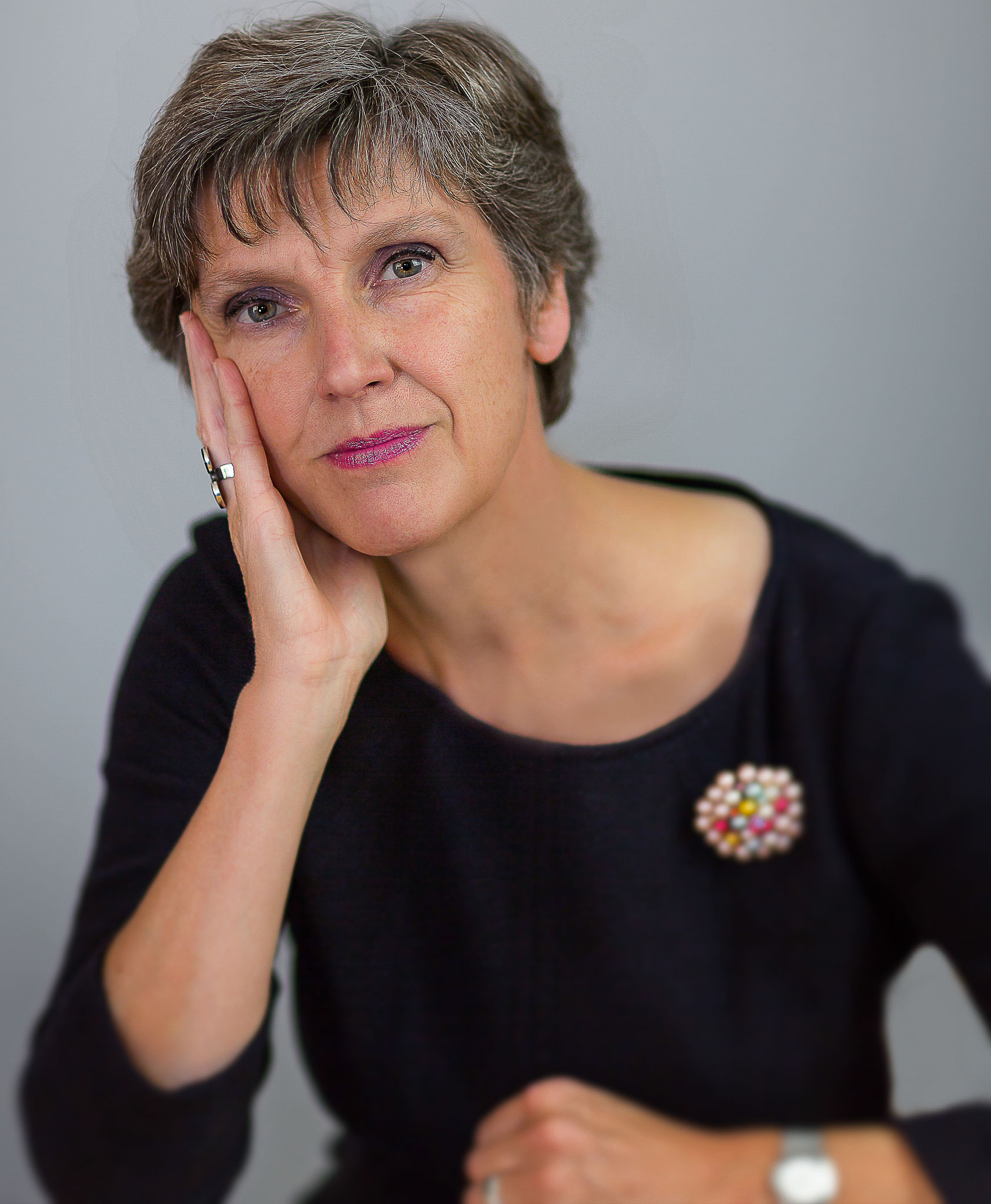 Annette Timmer, RTV-presentator