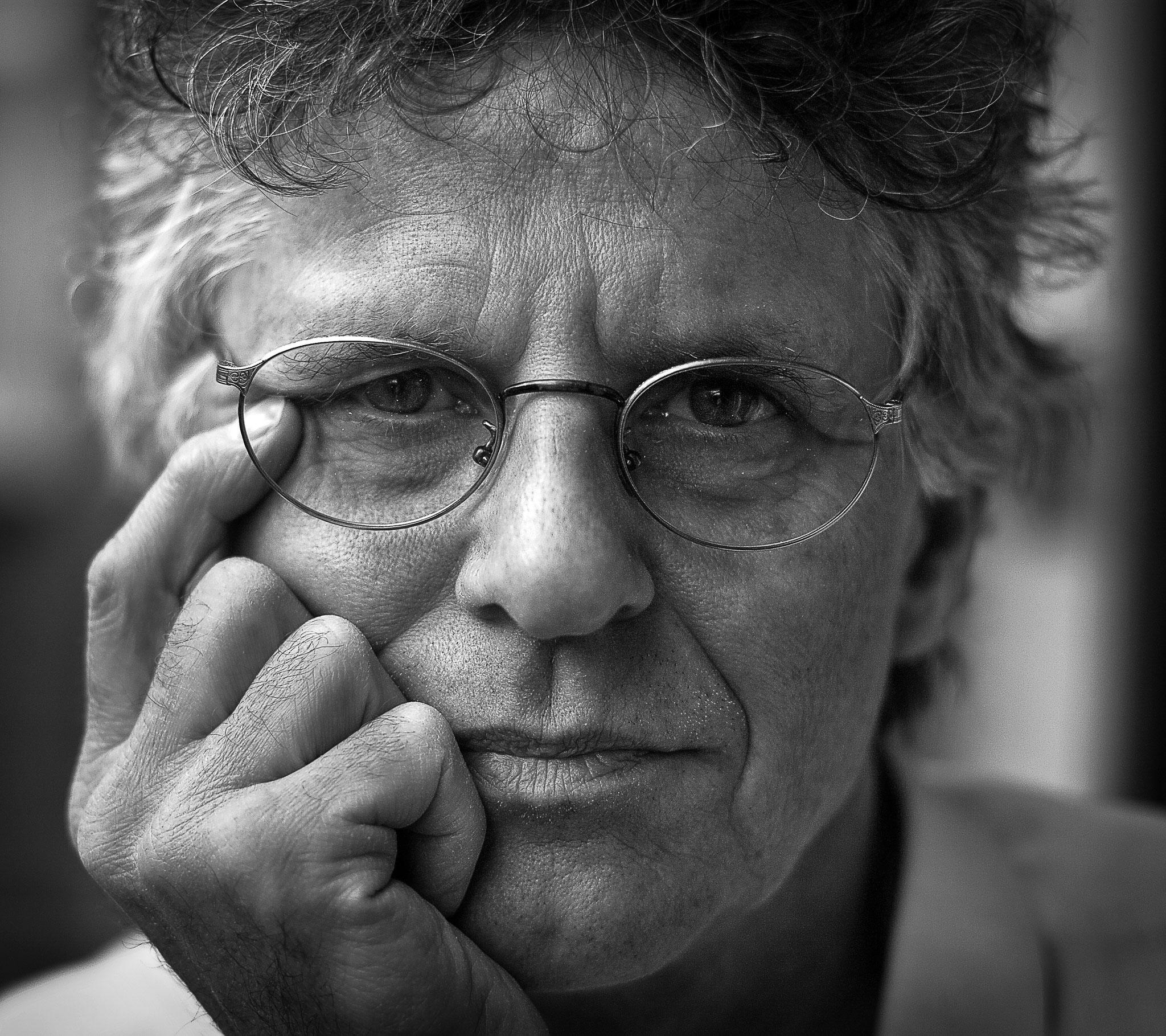 Hans Luijten, senior-onderzoeker Van Gogh Museum