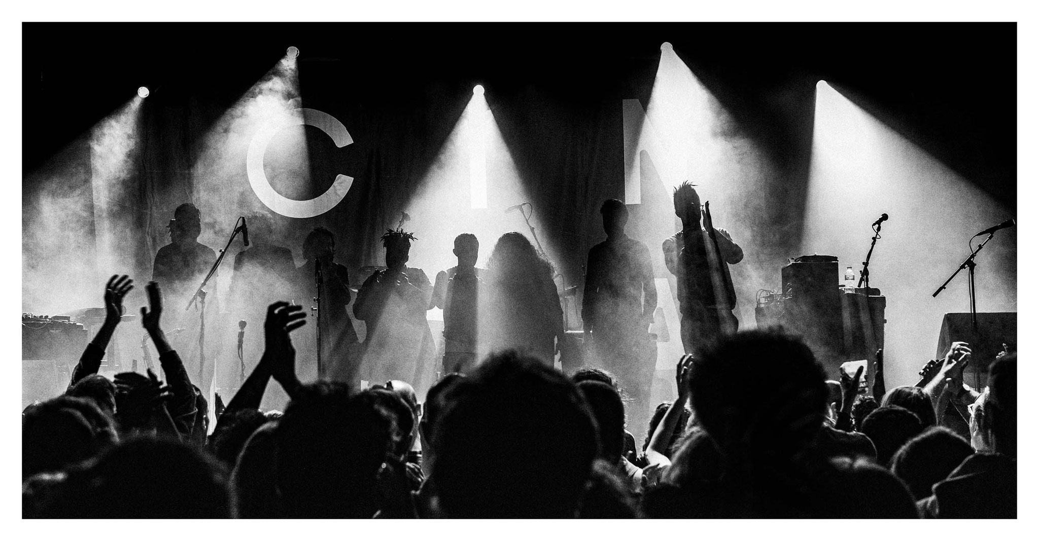 Dezember 2019: Cinematic Orchestra, Thomas Kalscheid
