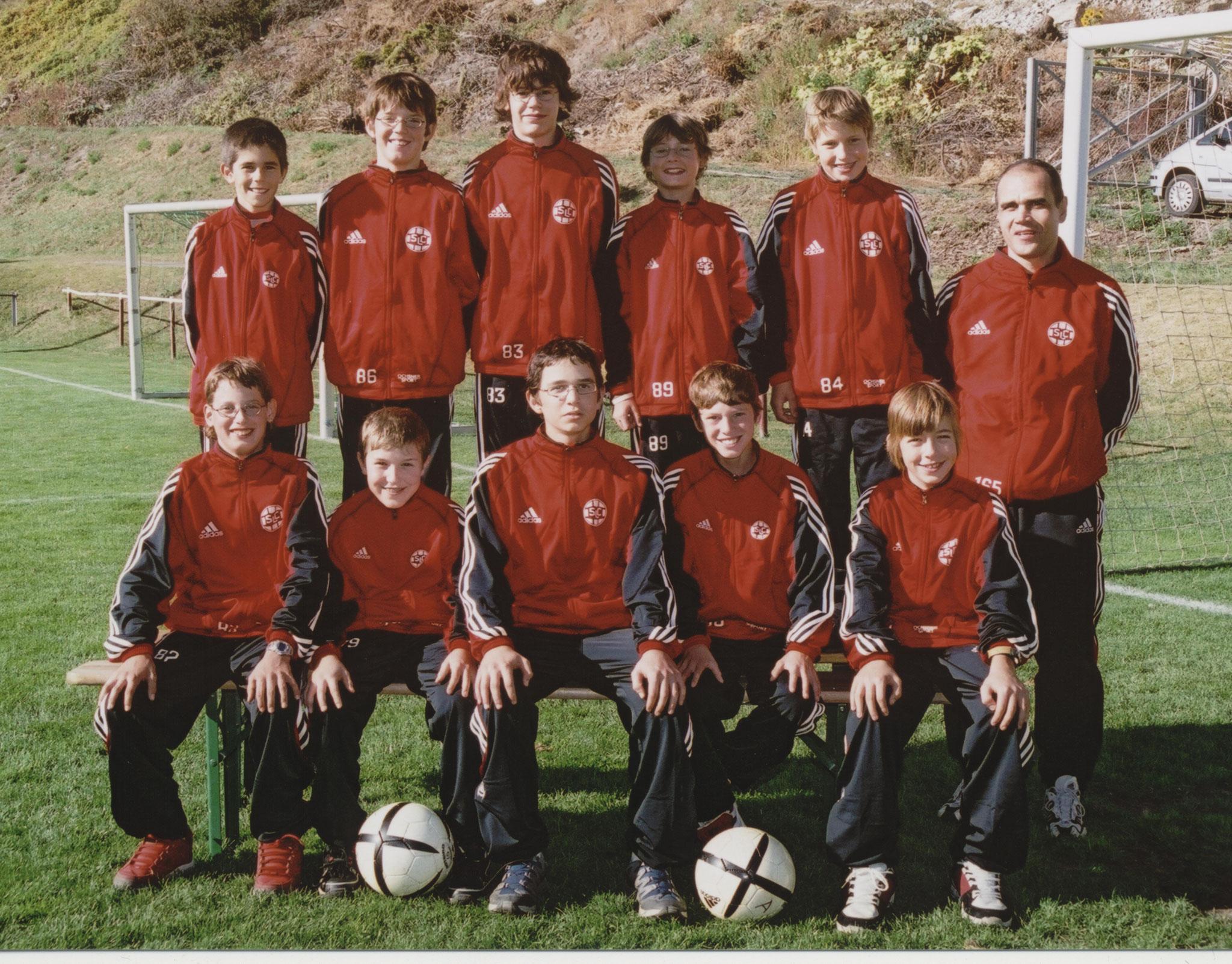 Junioren D1 2005