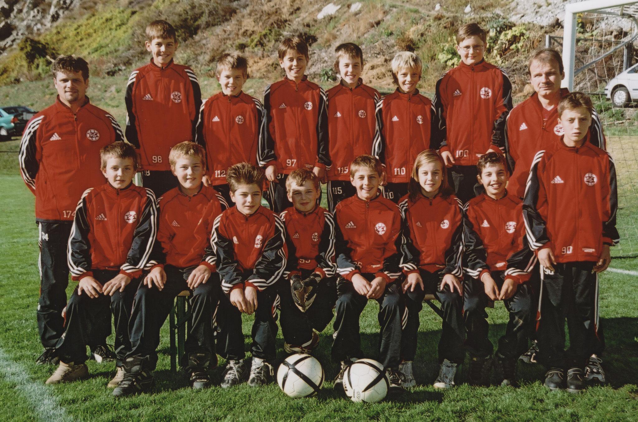 Junioren D2 2005