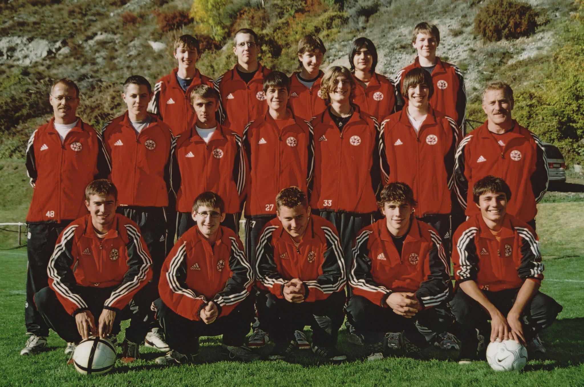 Junioren A1 2005