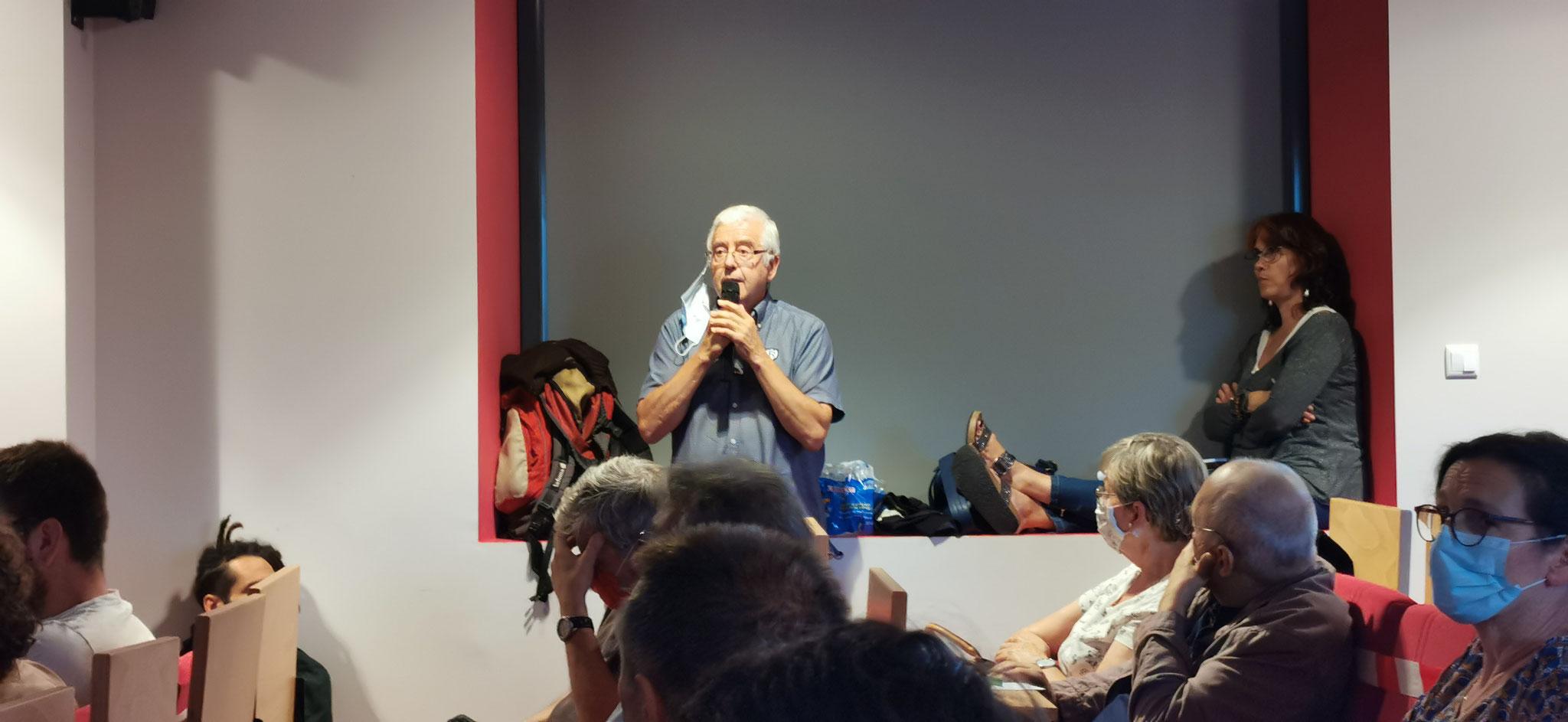 M. Castan - Président de COFOR 64