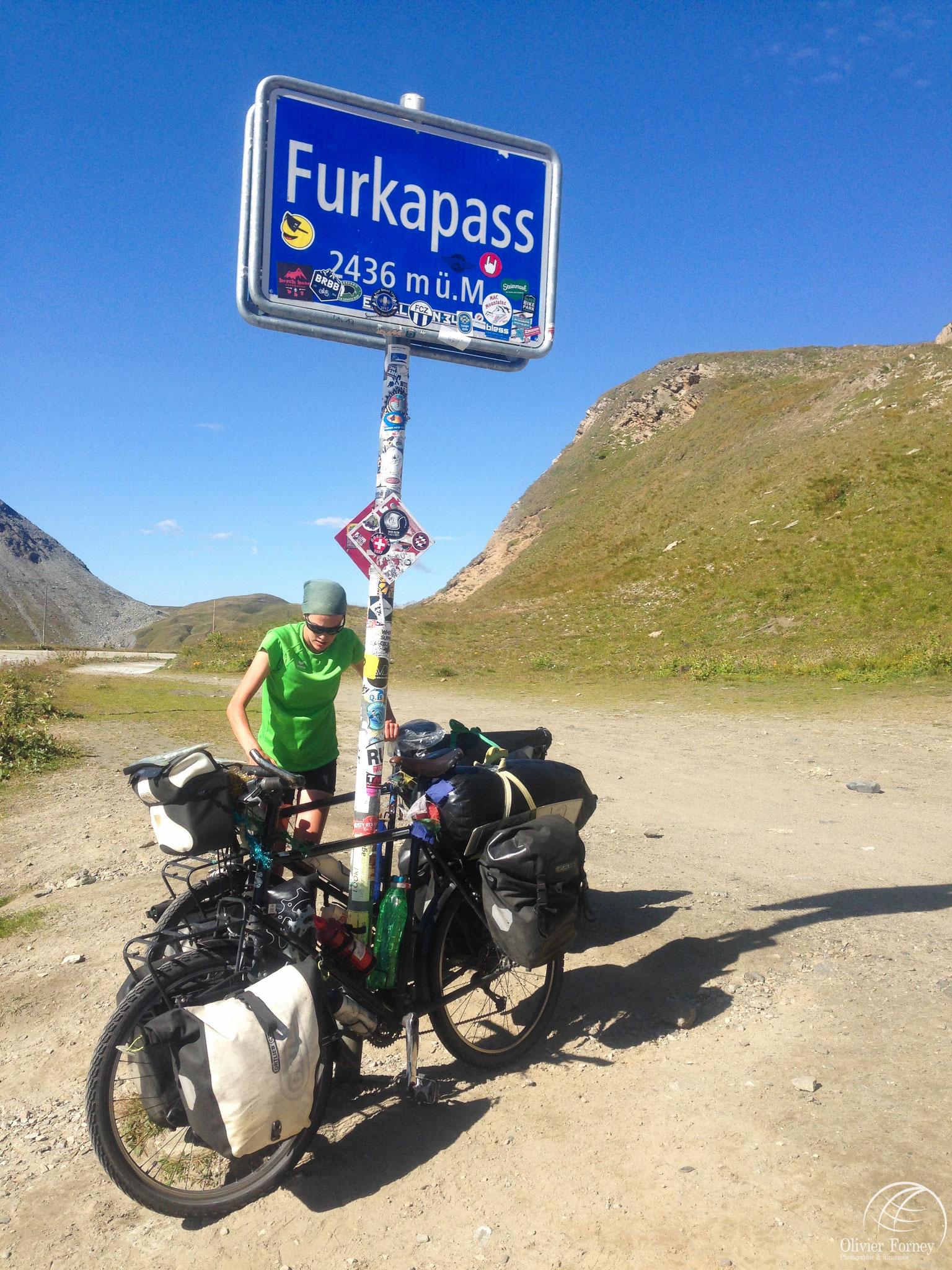 Col de la Furka / 2436 m. / Valais