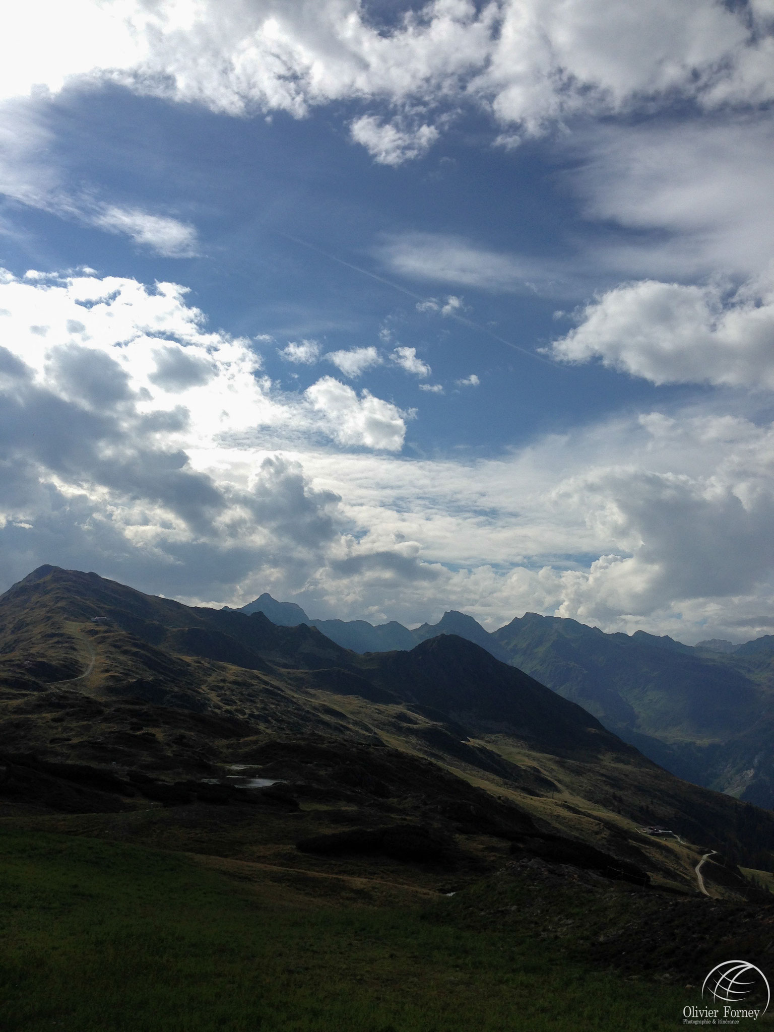 Passo Giovo / 2094 m. / Italie