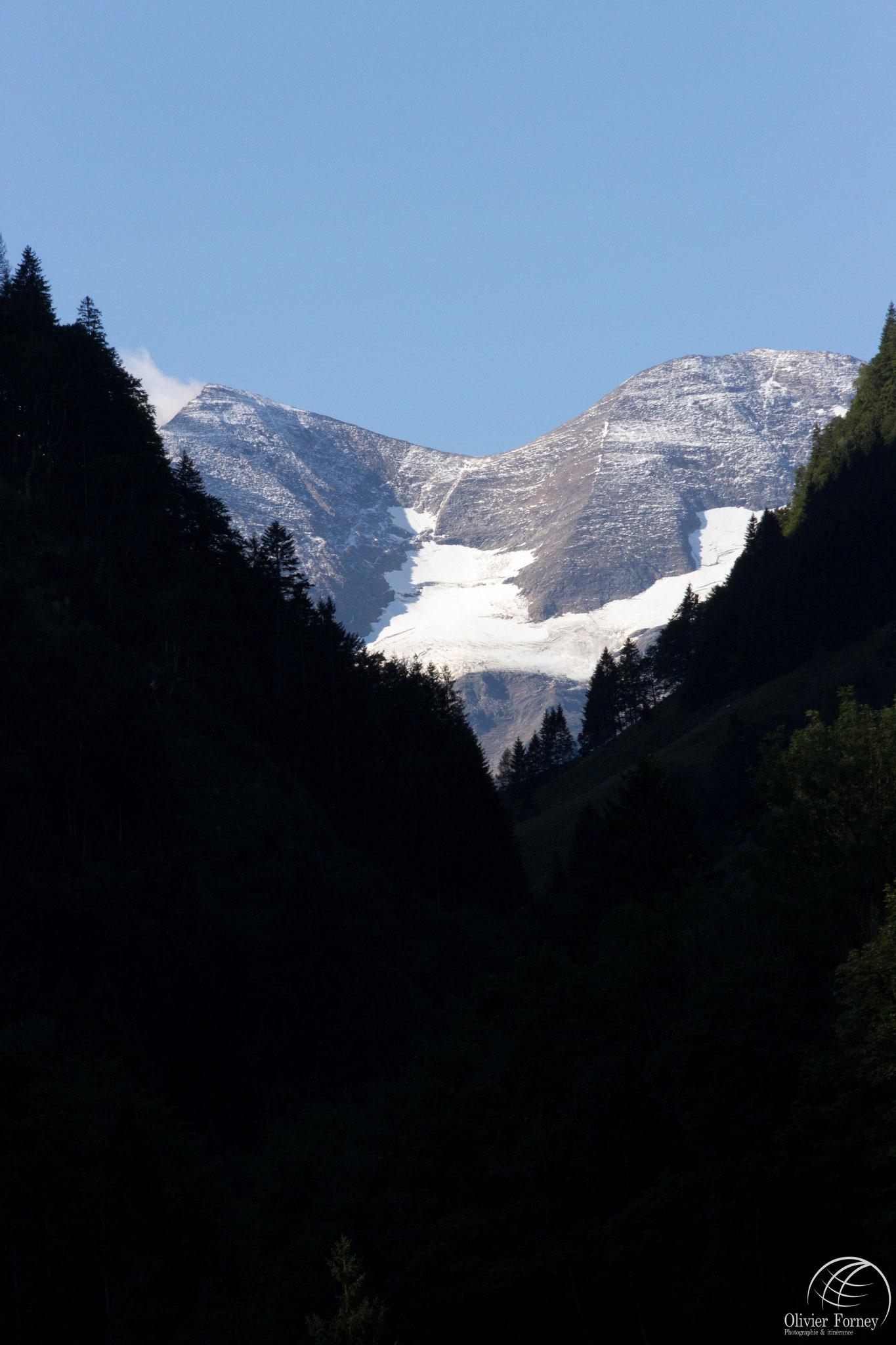 Entrée du col Hochtor / 2505 m. / Autriche