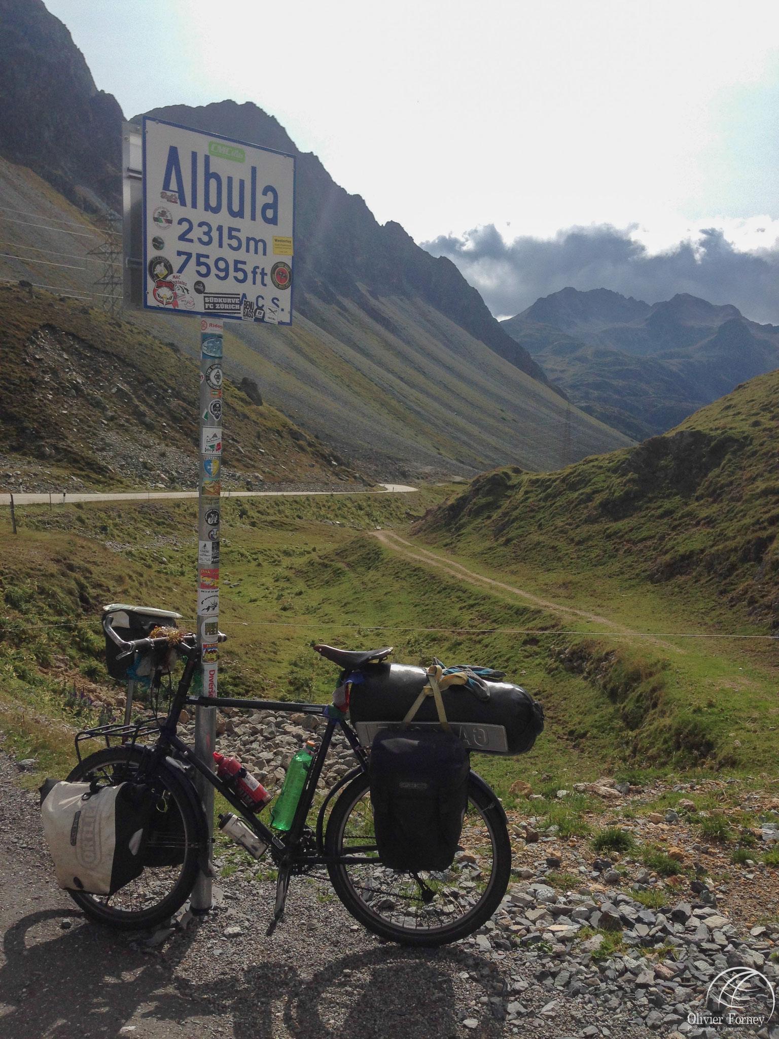 Col de l'Albula / 2315 m. / Grison