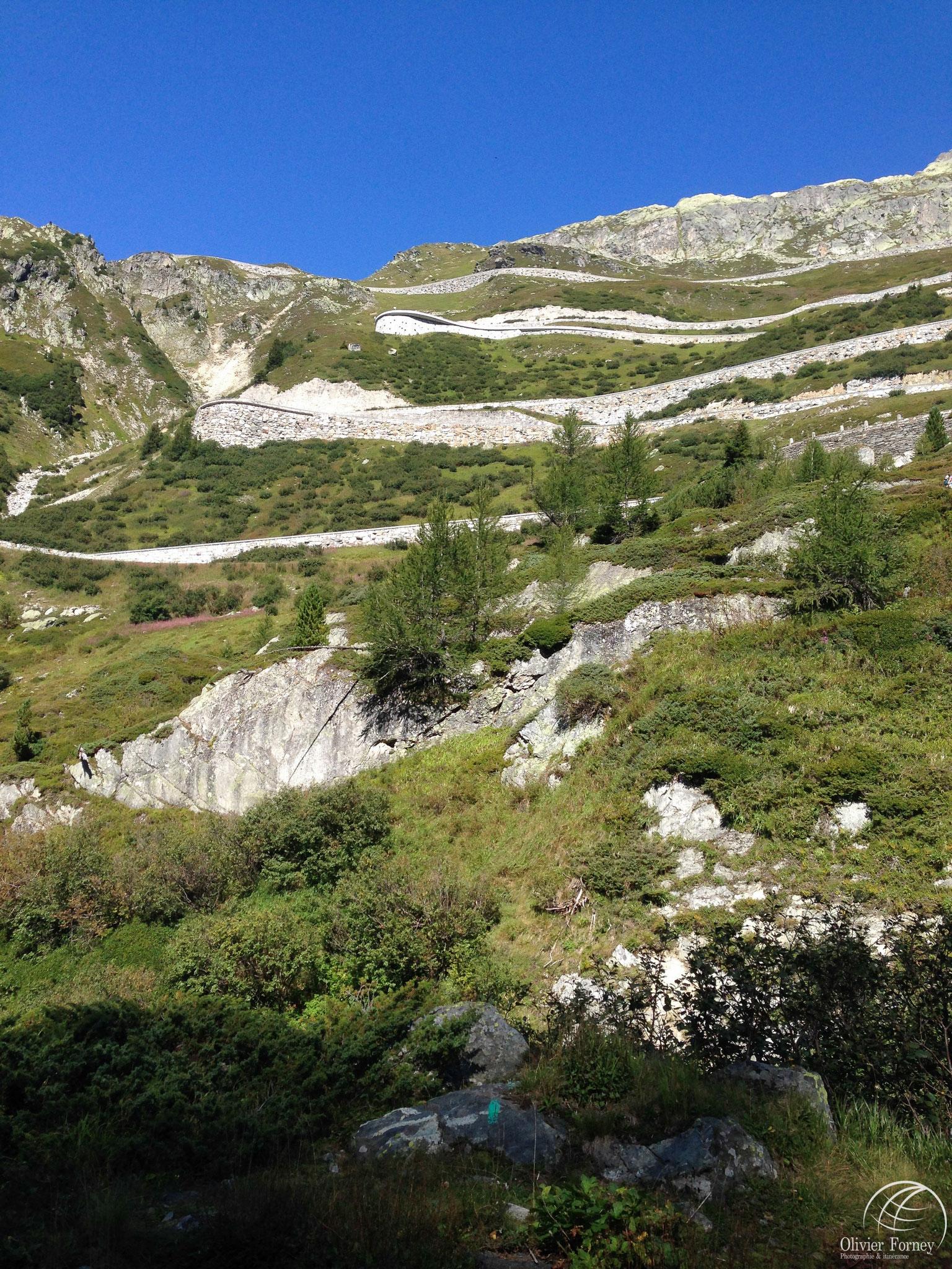Col du Grimes / Valais