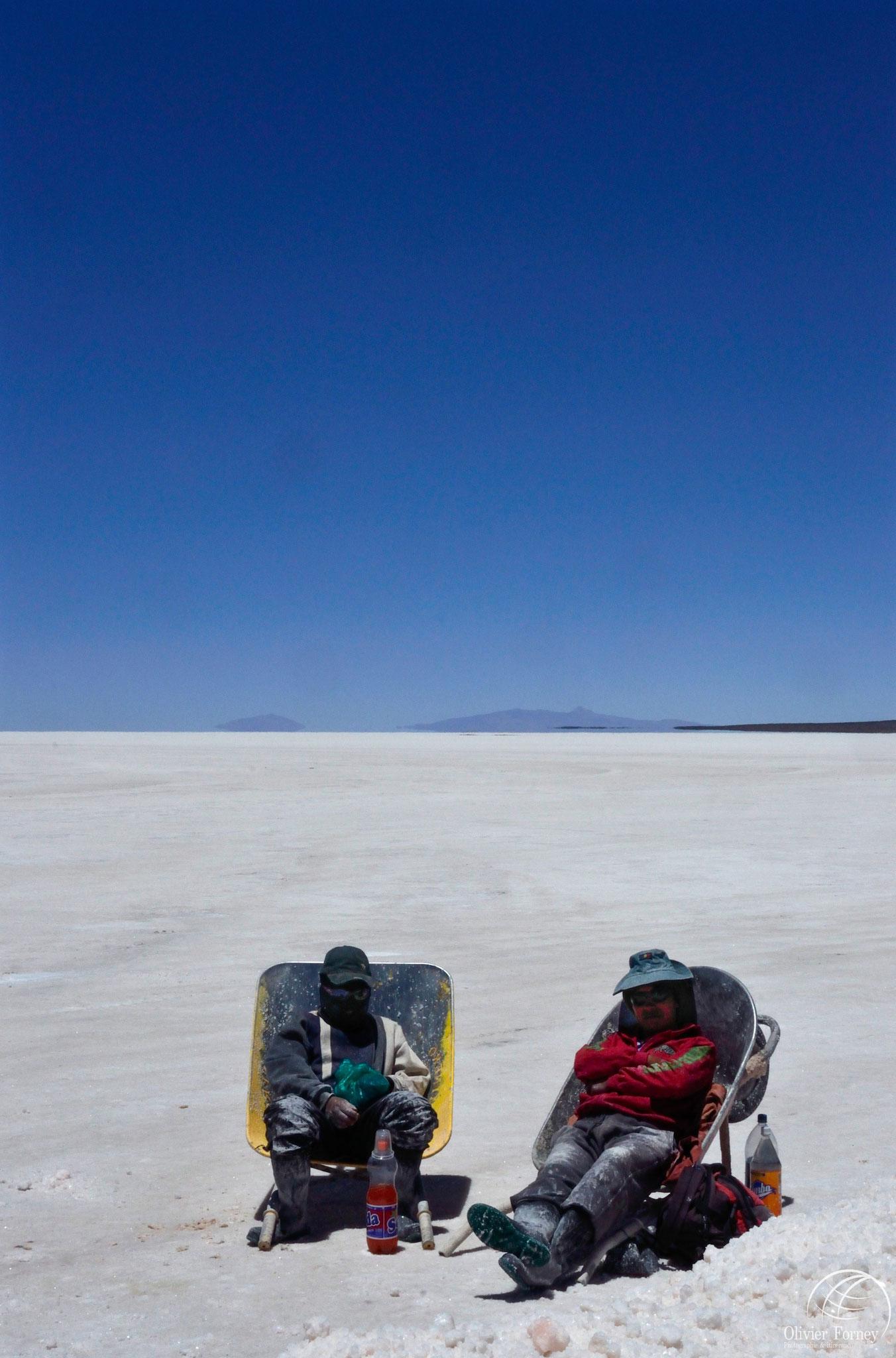 Bolivie / Salar de Coipasa