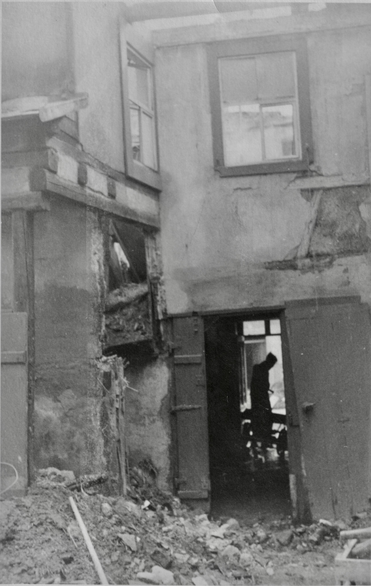 Wolfsgasse 1944