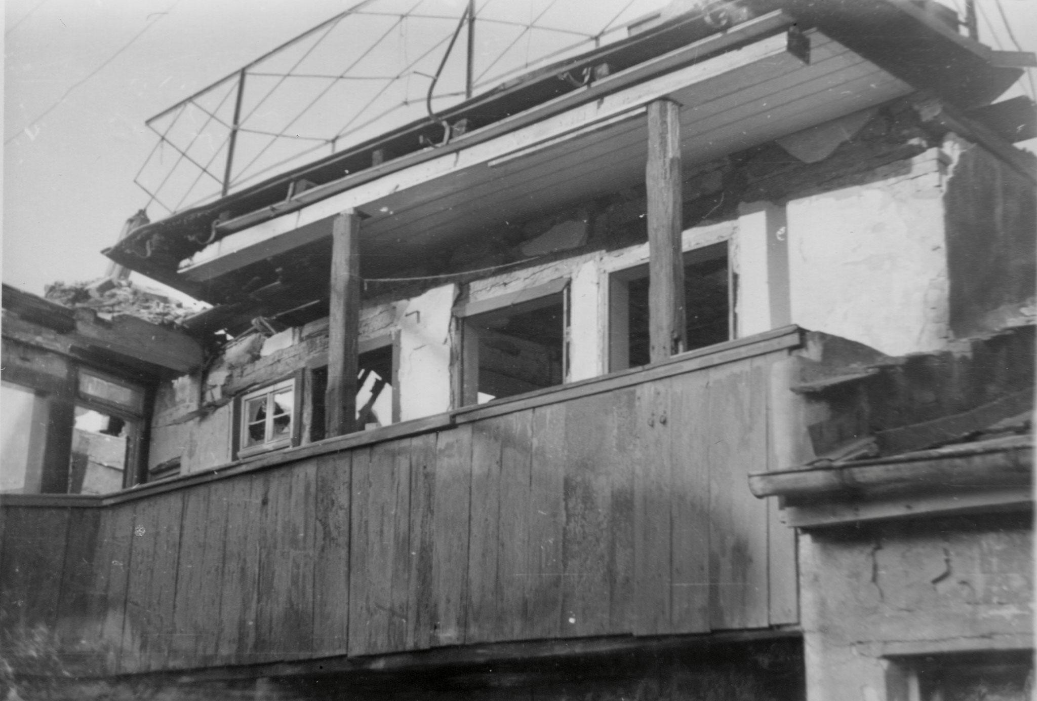 Wolfsgasse 14, 1944
